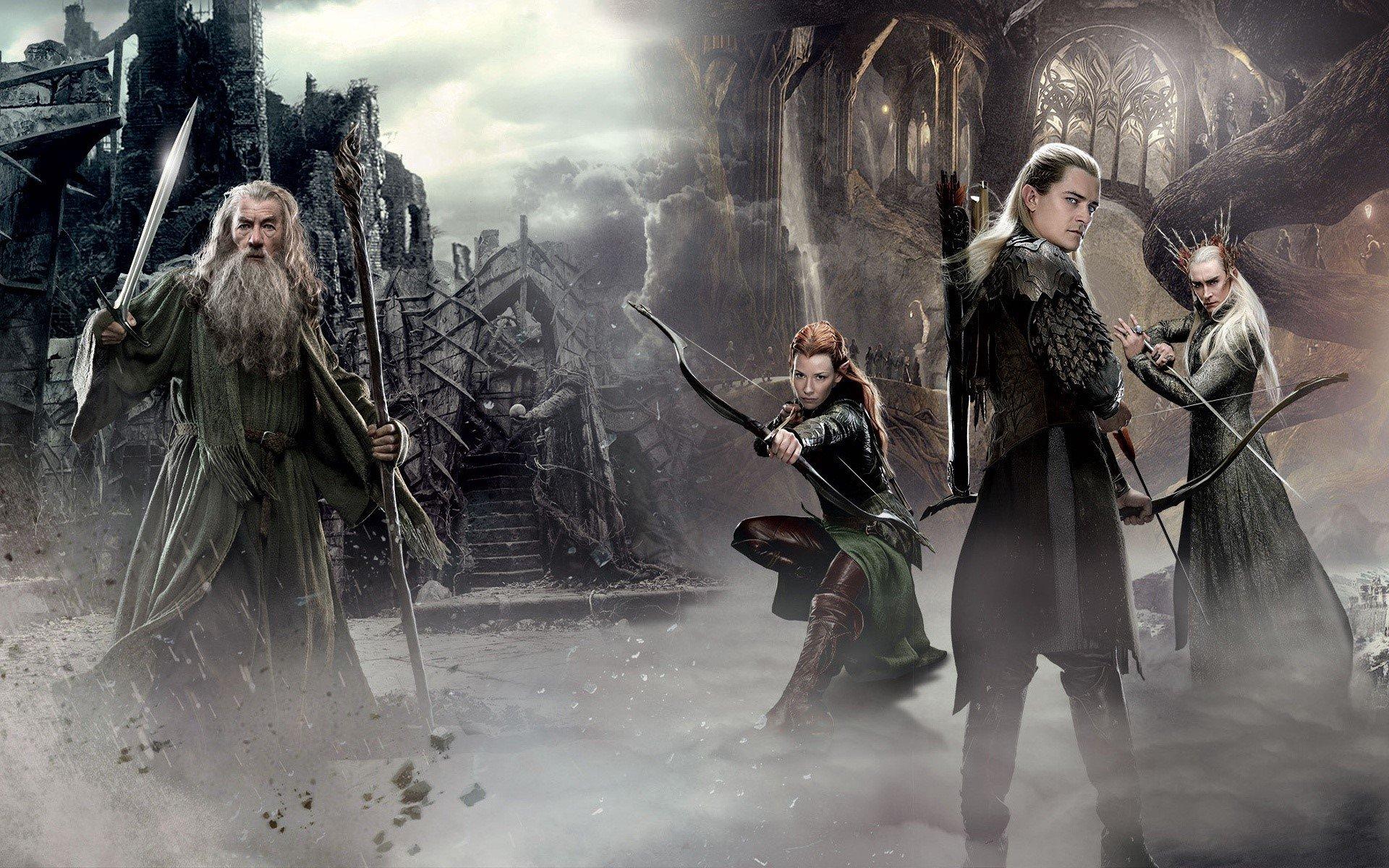 Fondos de pantalla El Hobbit La desolación de Smaug