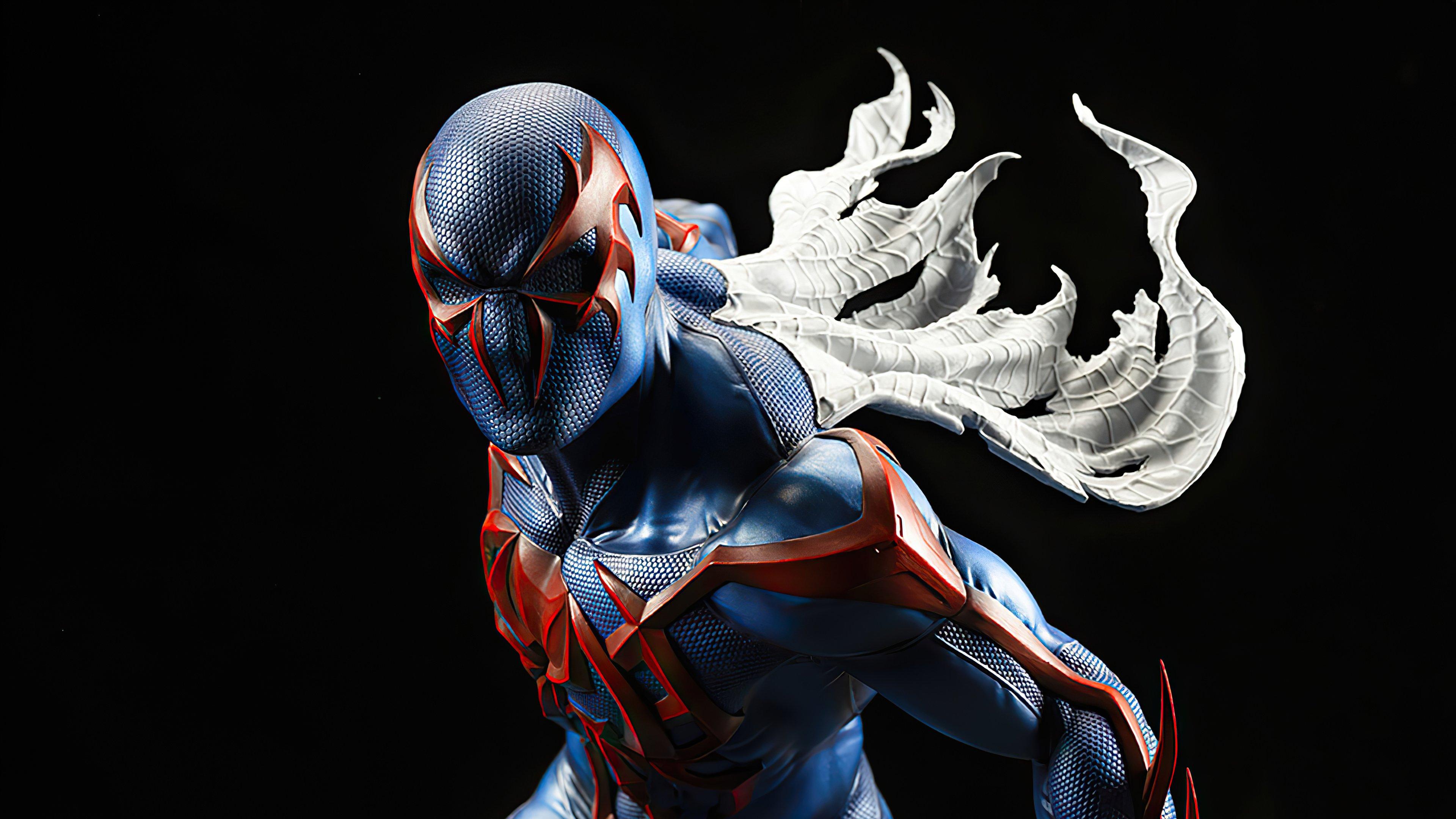 Fondos de pantalla El hombre araña 2099 3X