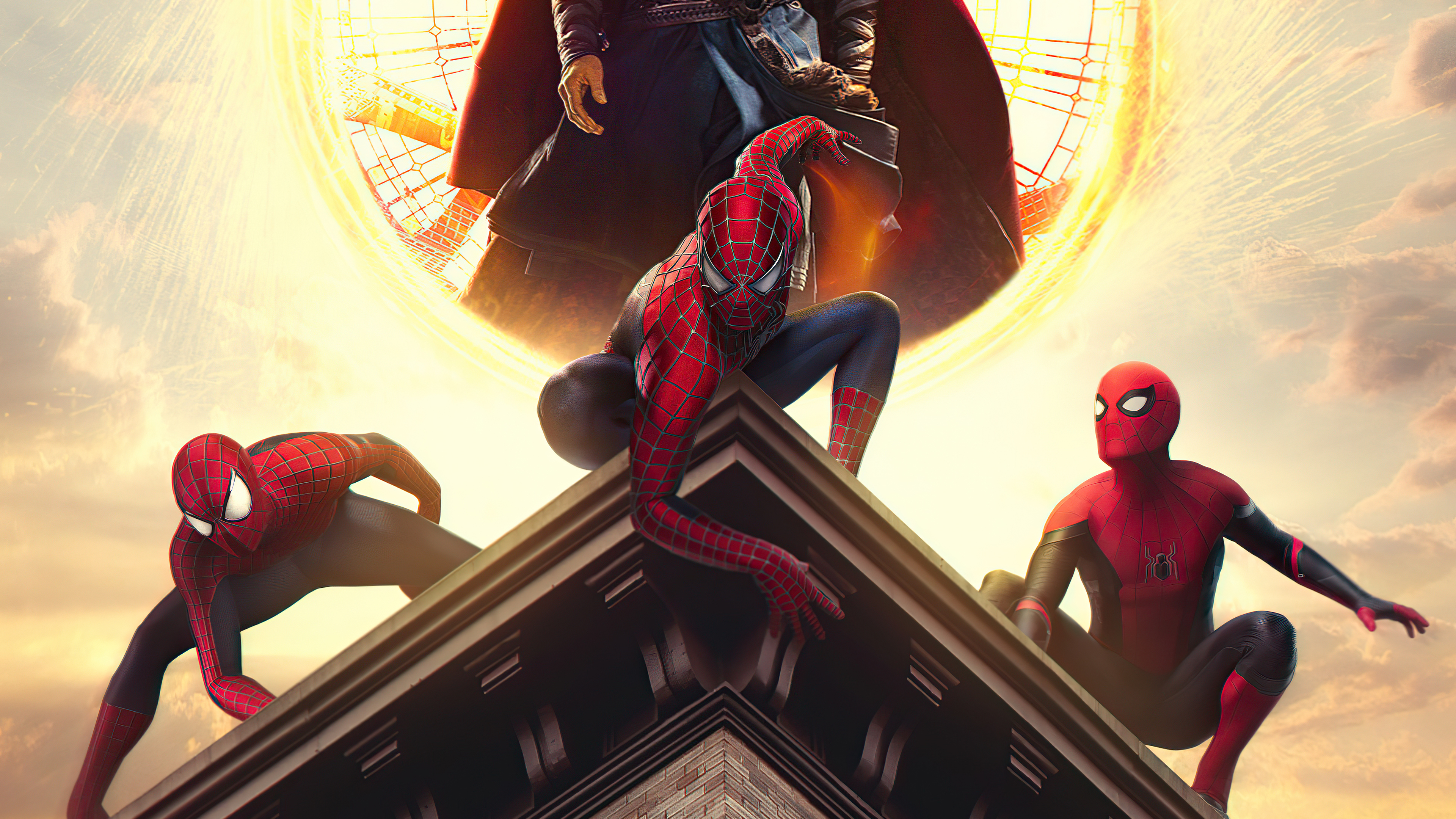 Wallpaper Spiderman 3