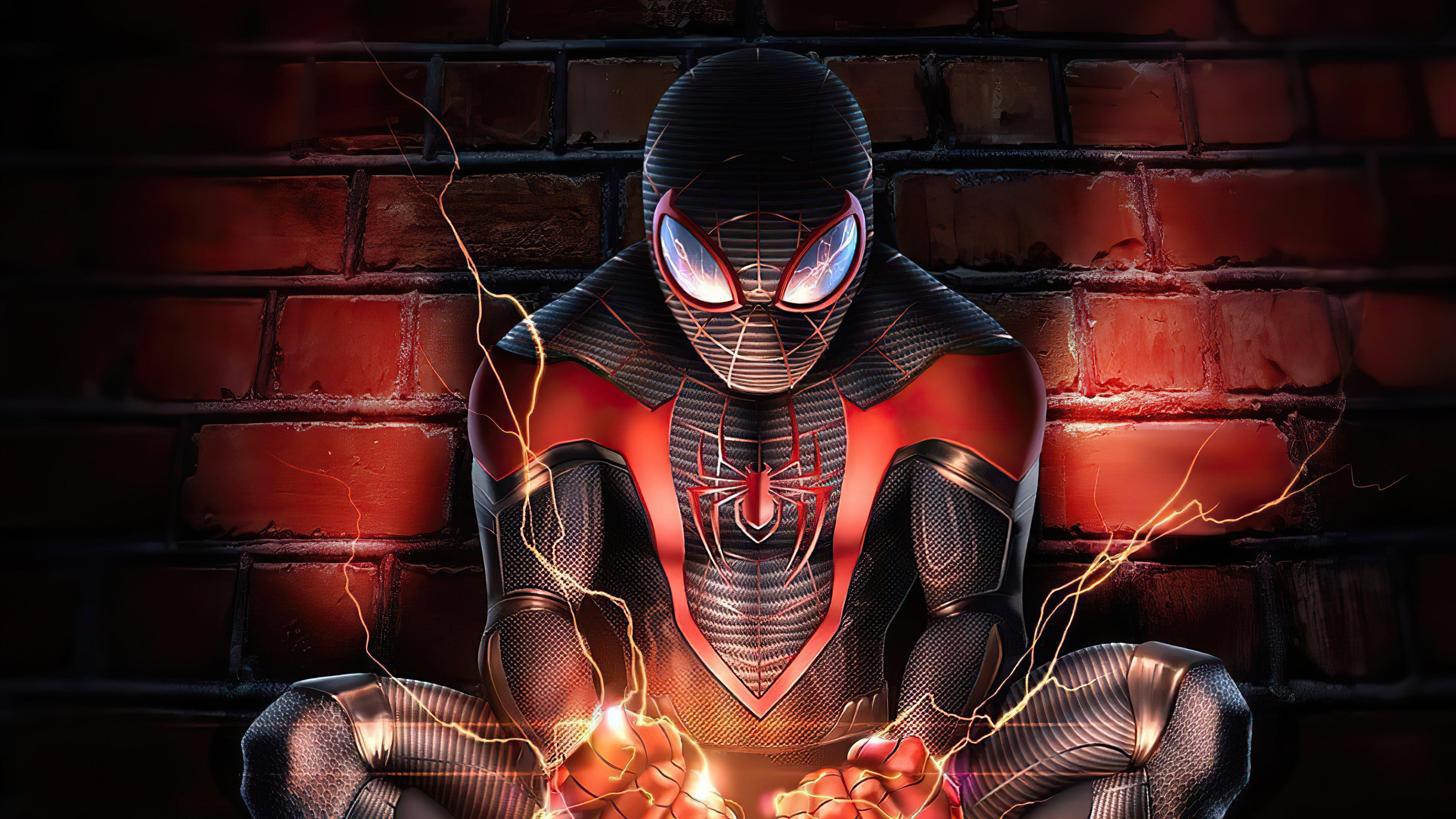 Fondos de pantalla El hombre araña Artwork