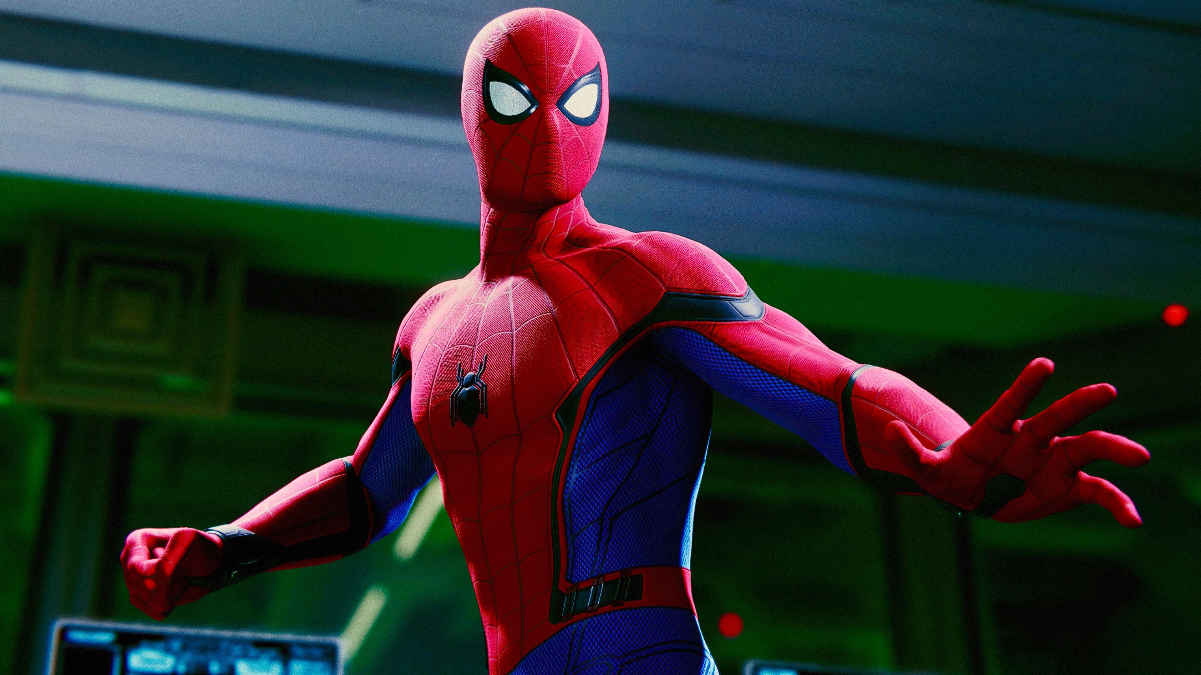 Fondos de pantalla El hombre araña: De regreso a casa