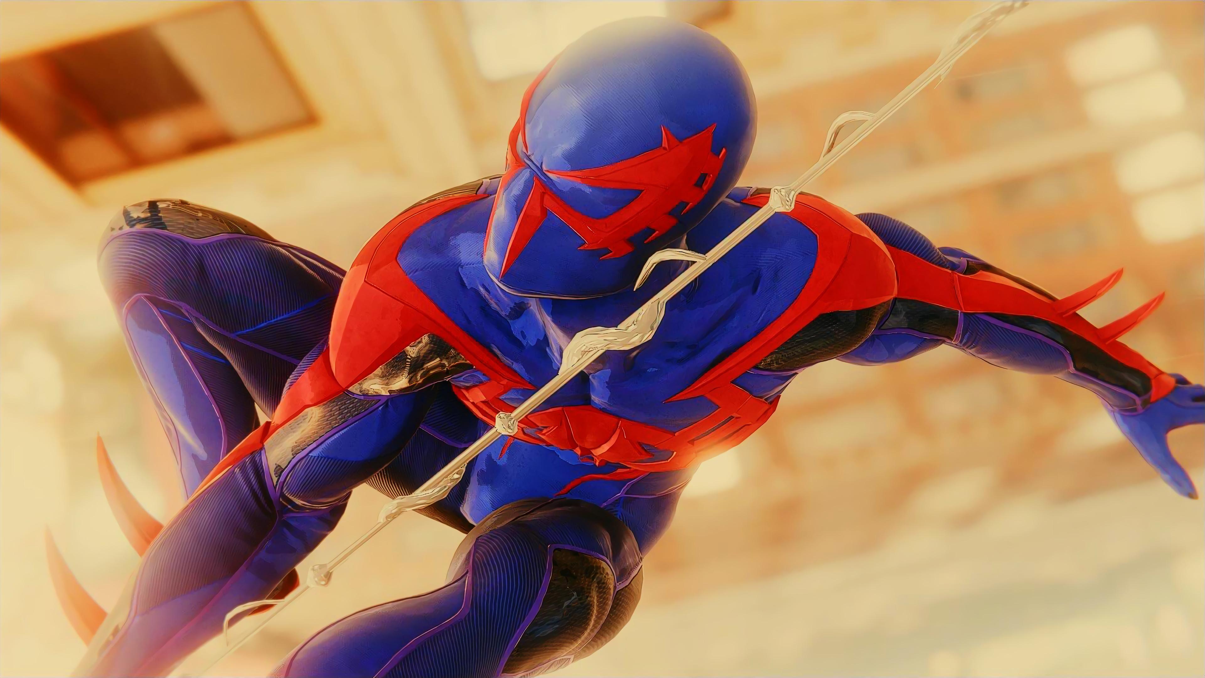 Fondos de pantalla El hombre araña nuevo traje