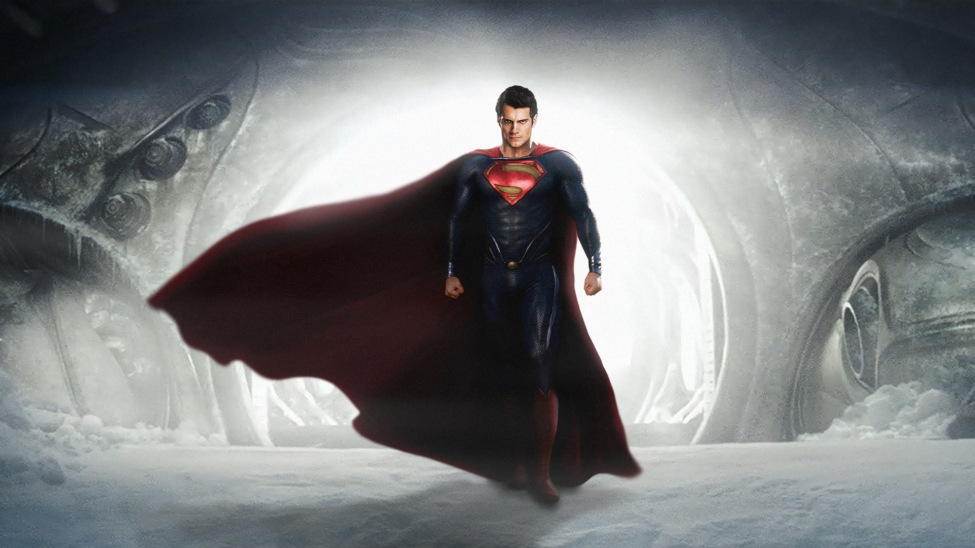 Wallpaper The man of steel