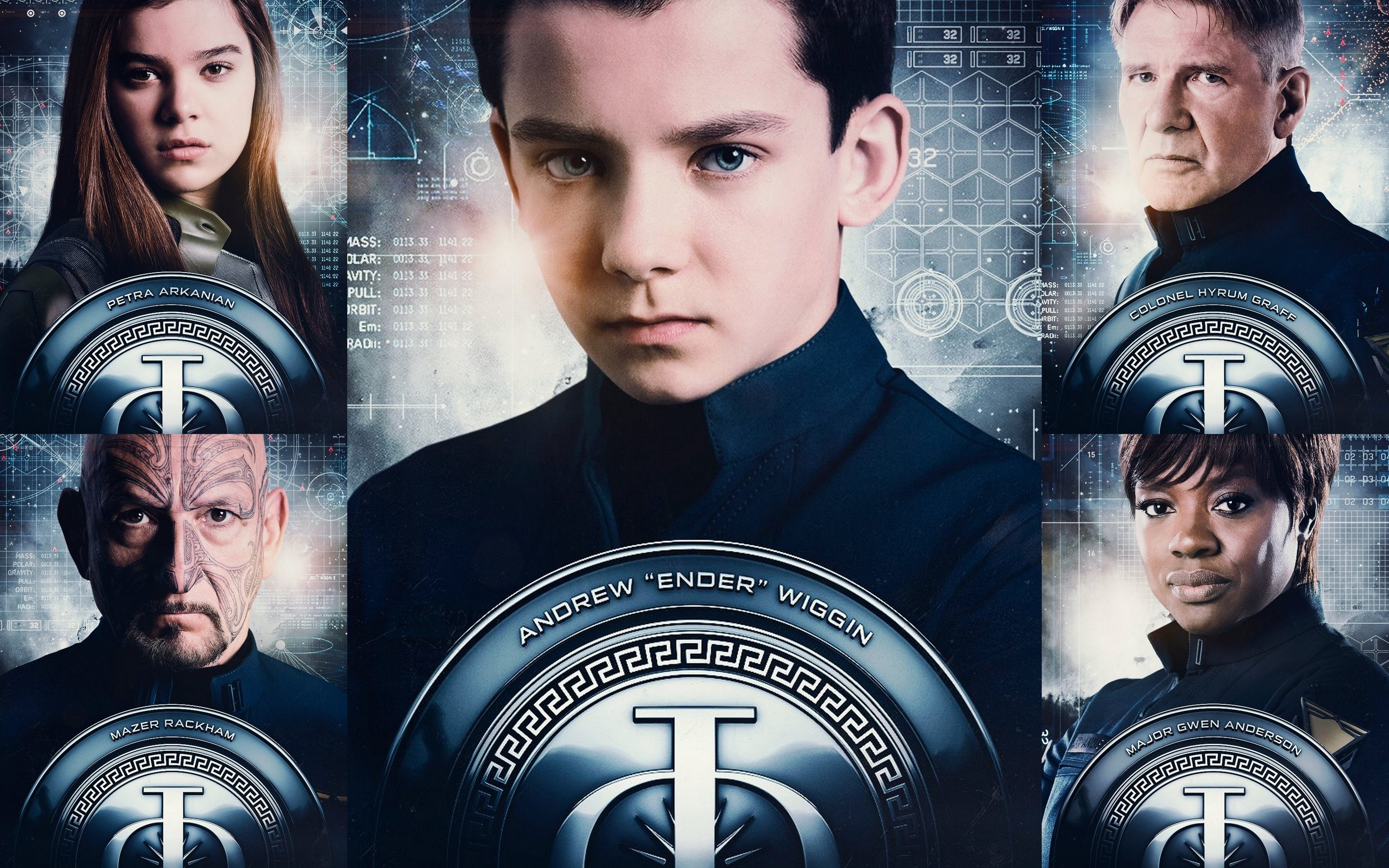 Wallpaper Ender's Game