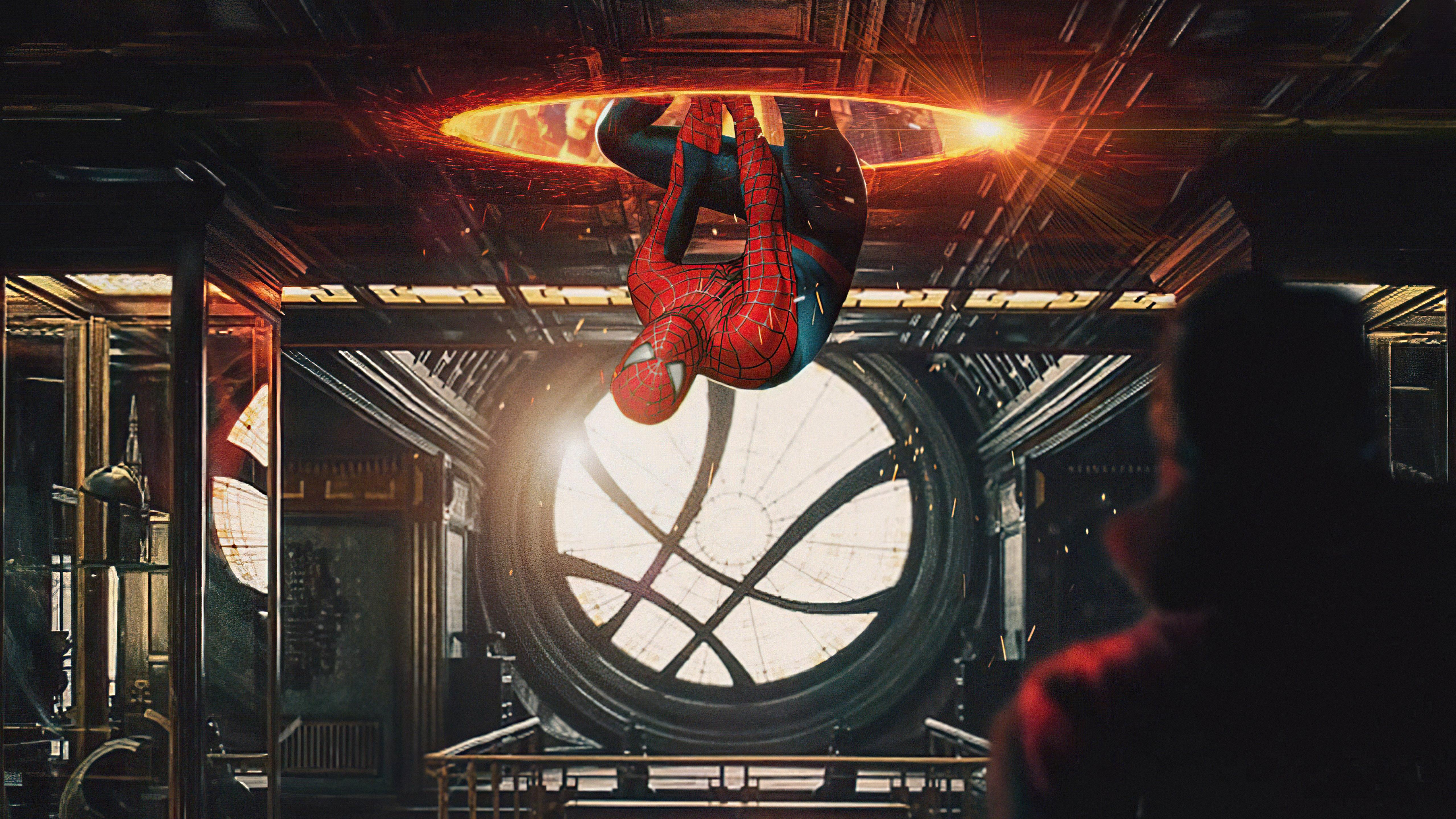 Fondos de pantalla El multiverso de Spider Man