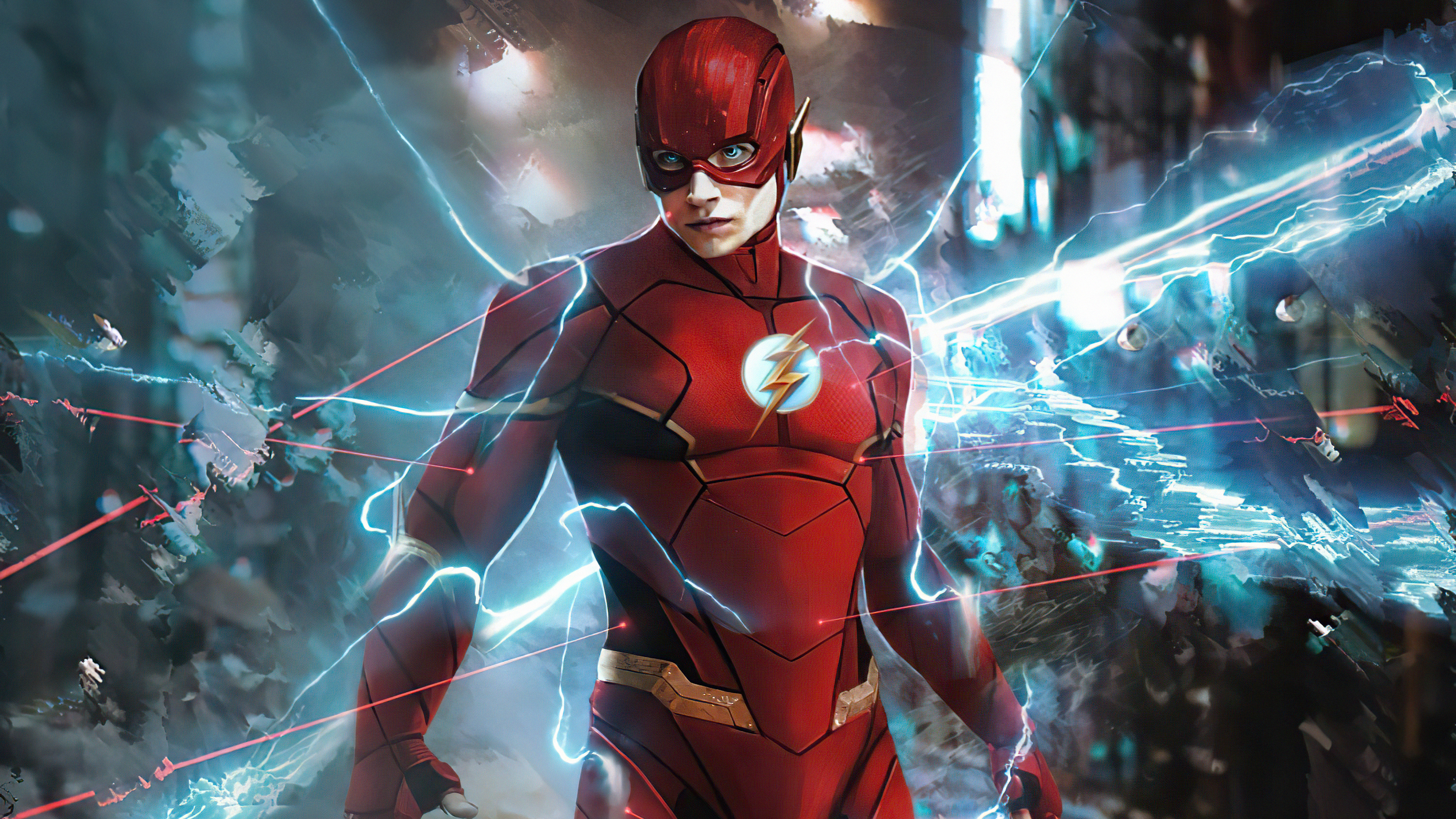 Fondos de pantalla El rayo de Flash