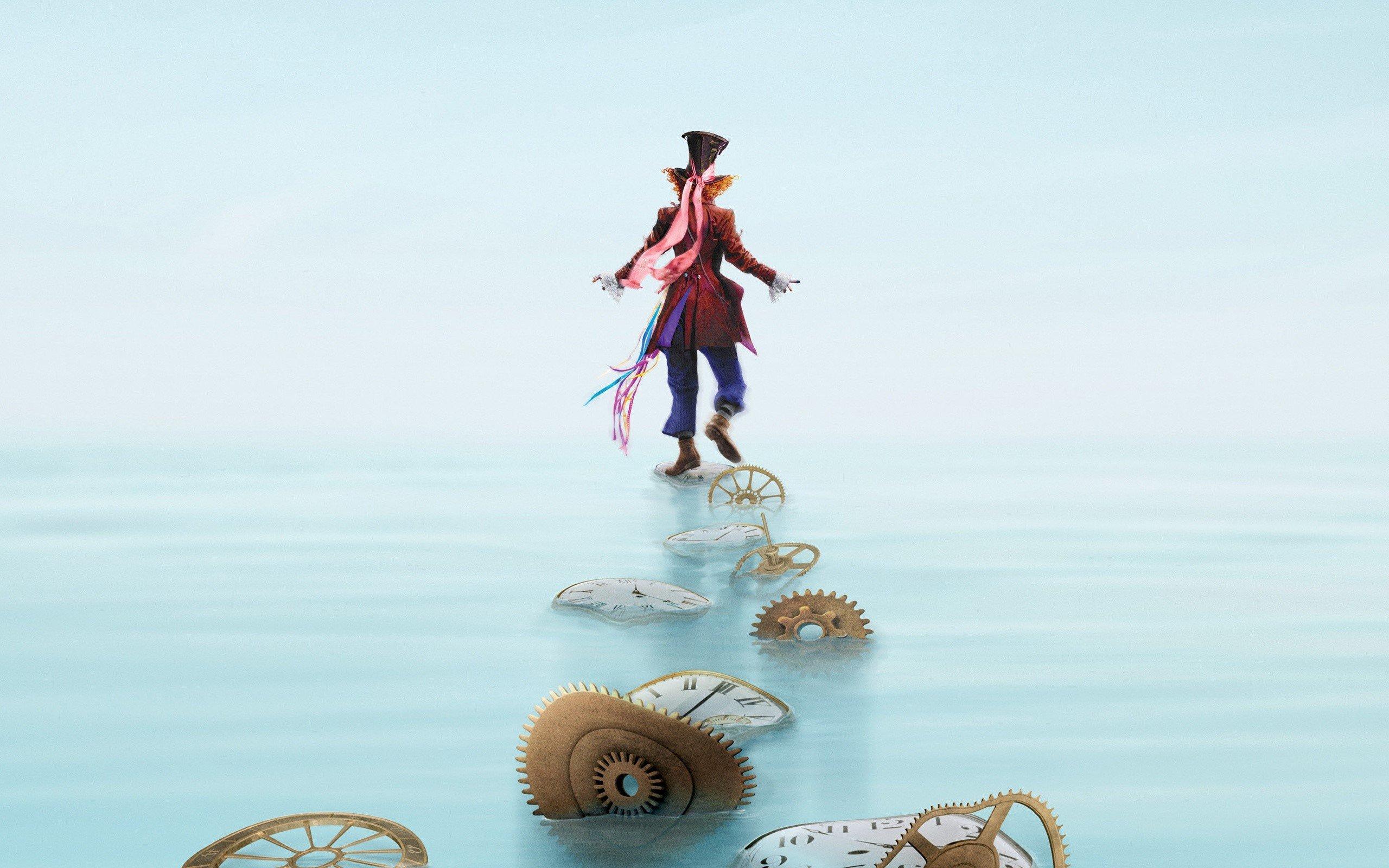 Fondo de pantalla de El sombrerero loco en Alicia A Través del Espejo Imágenes