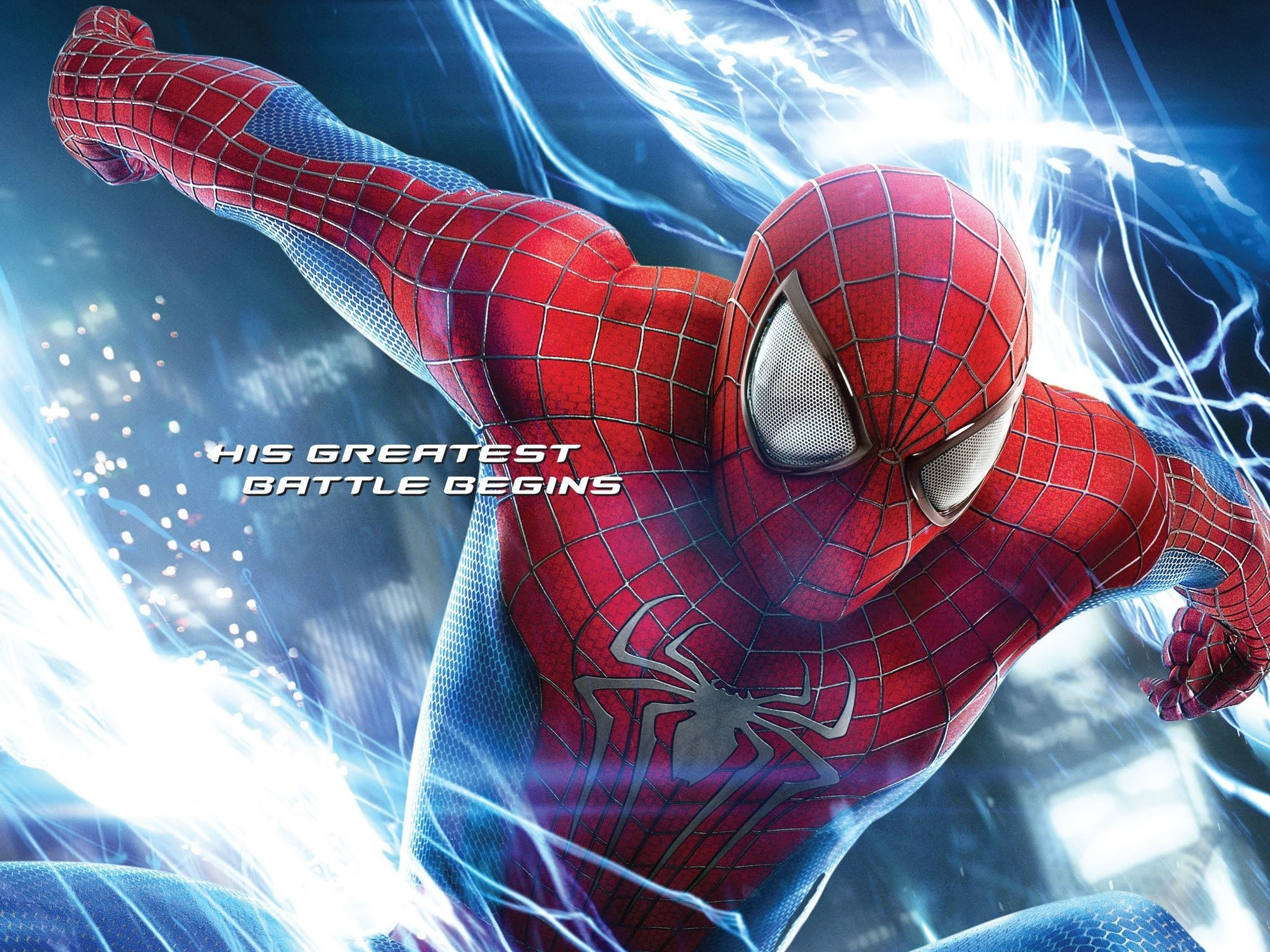 Wallpaper The amazing Spiderman