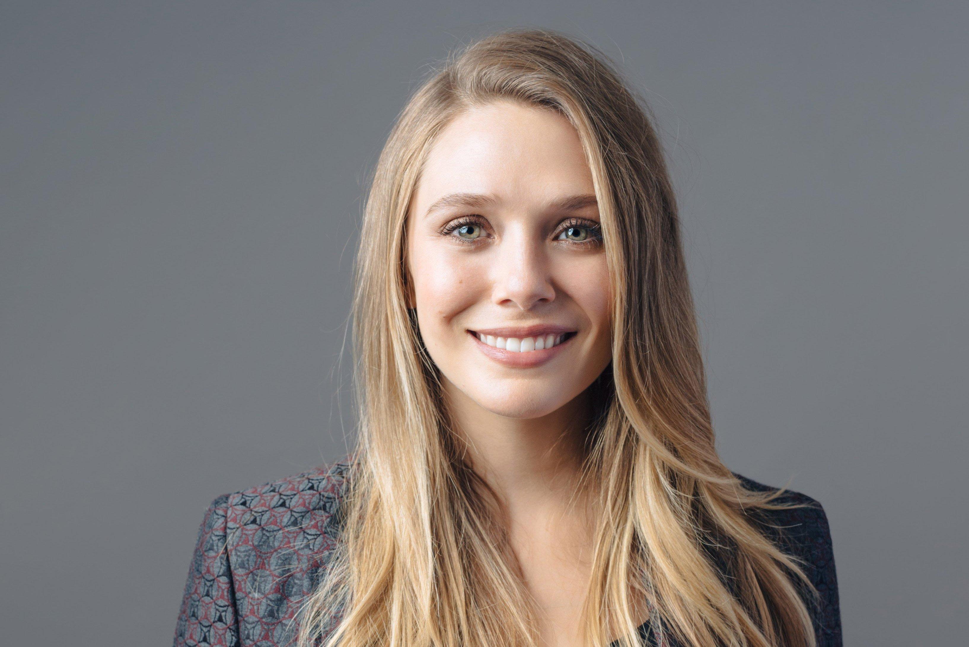 Wallpaper Elizabeth Olsen