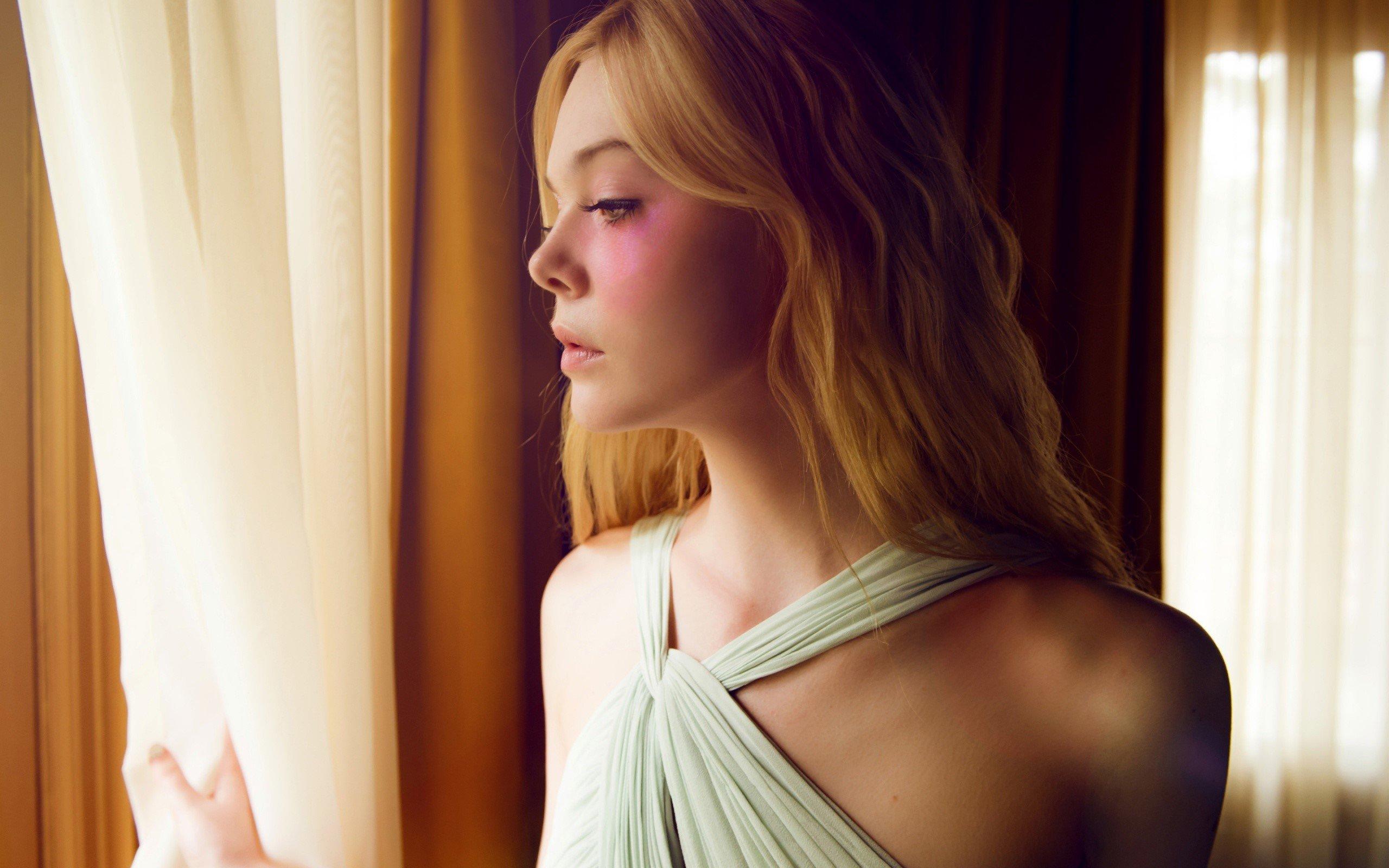 Fondo de pantalla de Elle Fanning en The Neon Demon Imágenes