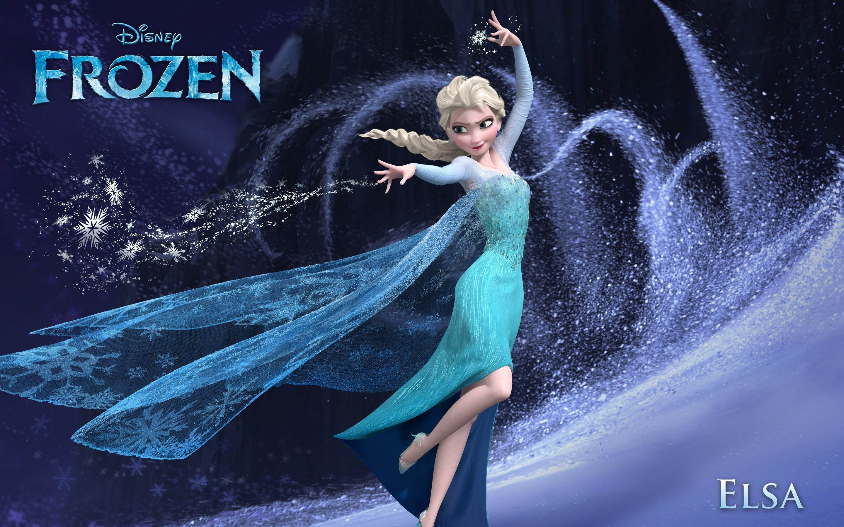 Wallpaper Elsa en Frozen Images
