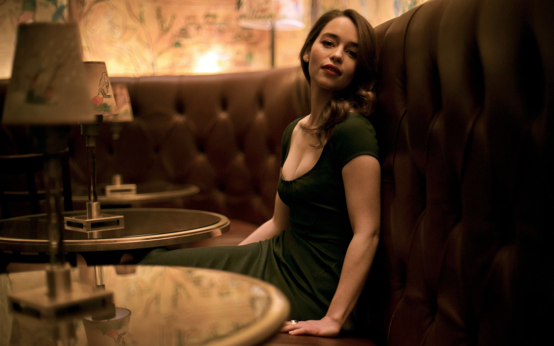 Wallpaper Emilia Clarke 2014