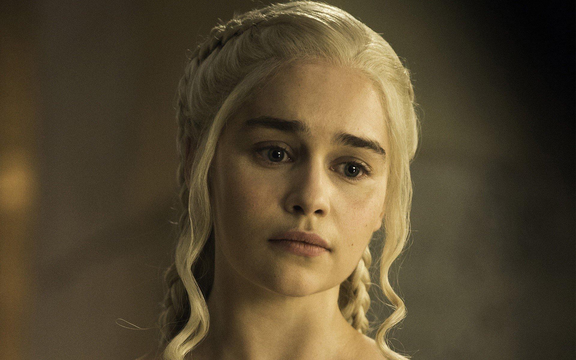 Fondo de pantalla de Emilia Clarke como Daenerys en Juego de tronos Imágenes
