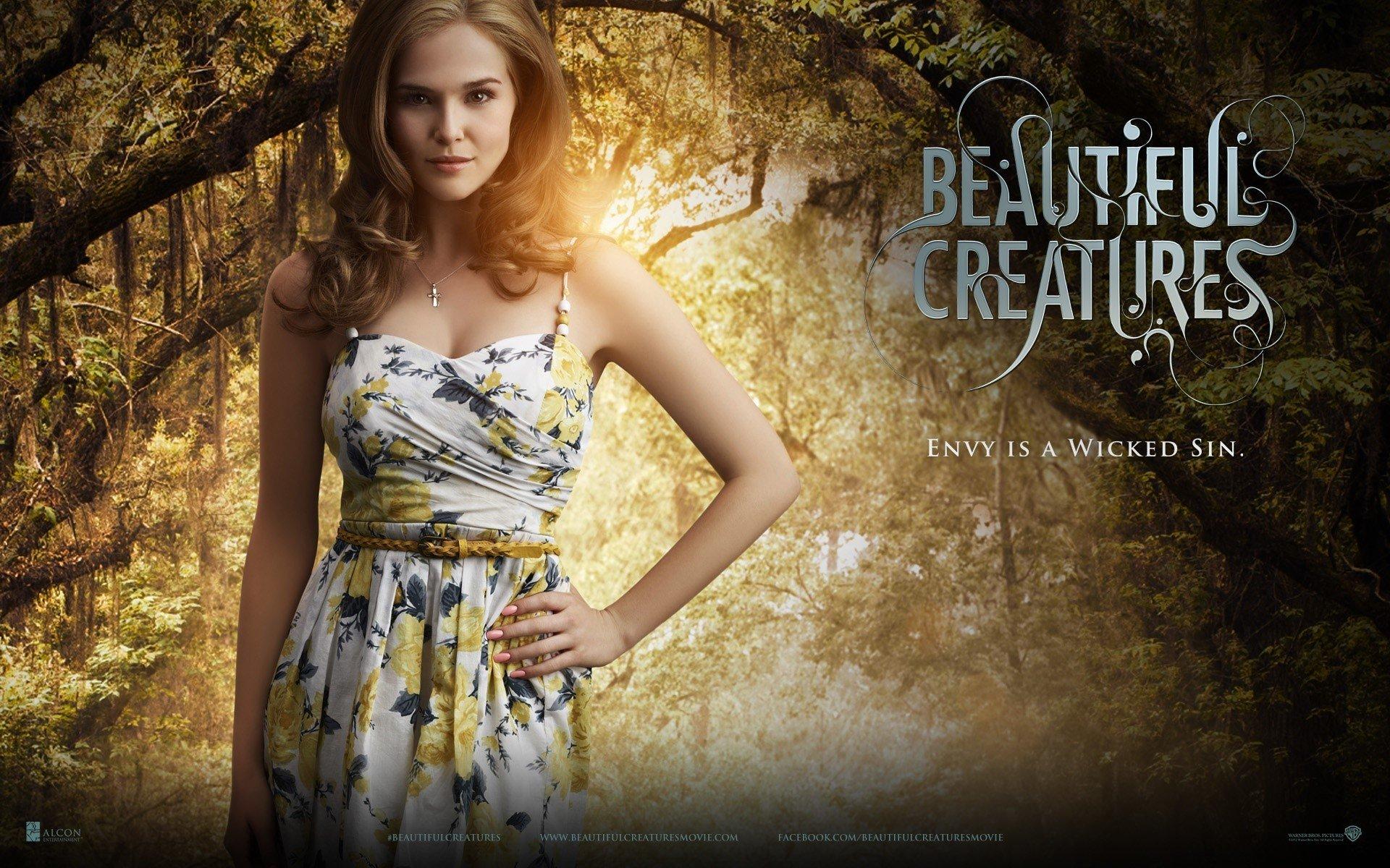 Fondos de pantalla Emily Asher en Hermosas Criaturas