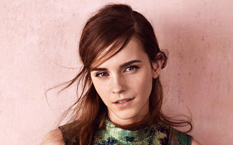 Fondos de pantalla Emma Watson de cerca