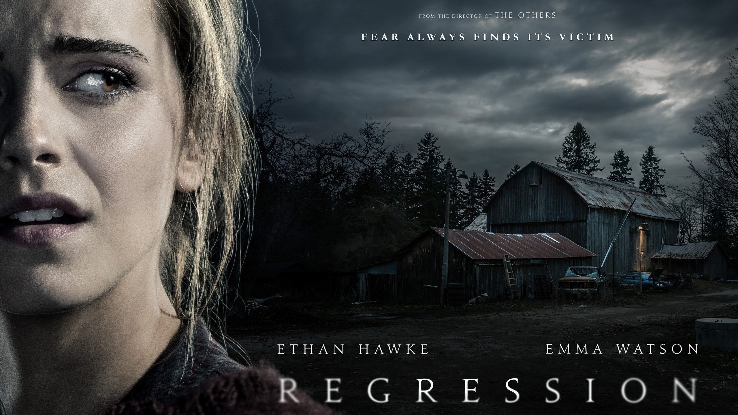 Fondos de pantalla Emma watson en Regresión