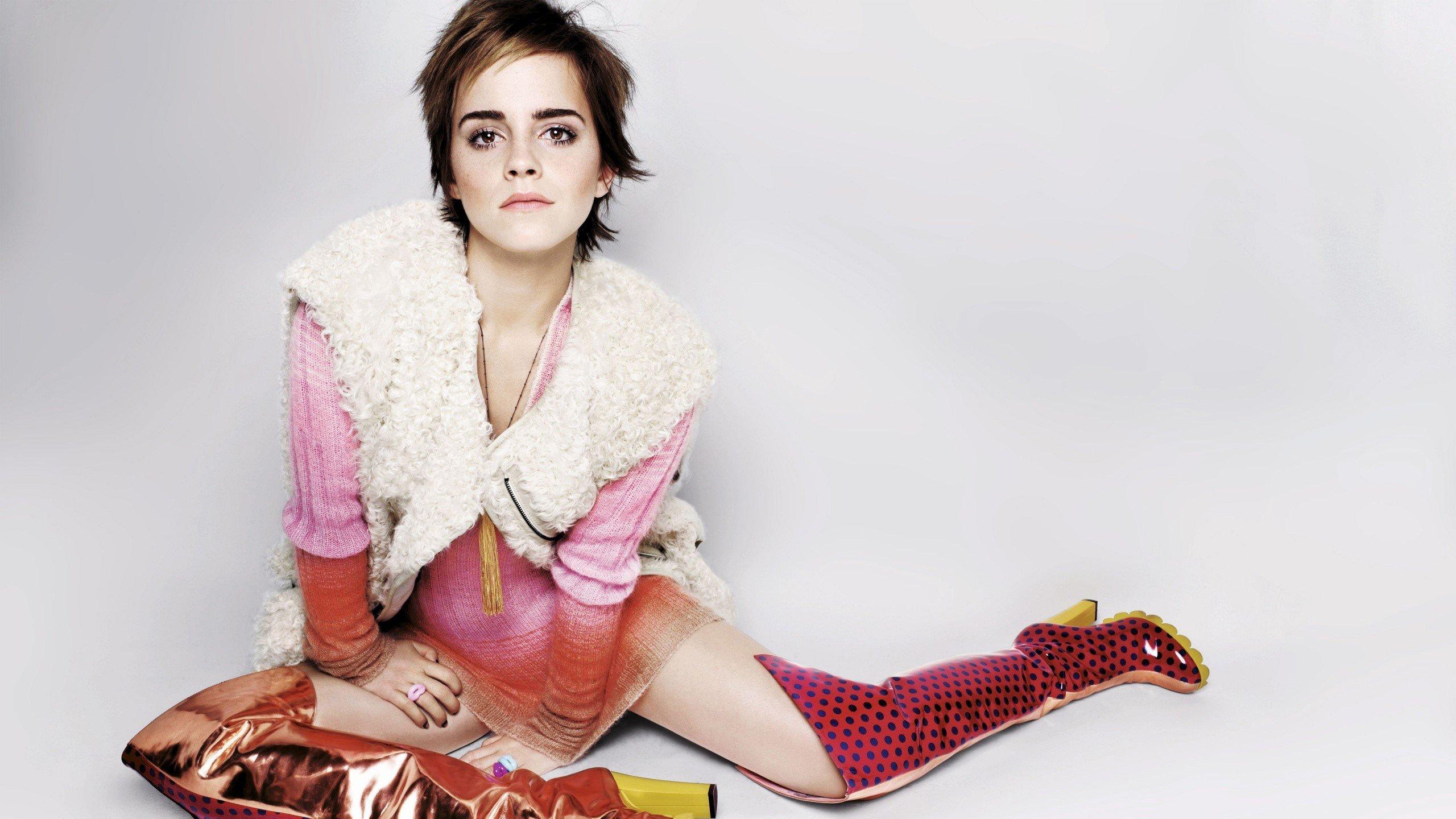 Fondo de pantalla de Emma Watson pixiecut Imágenes