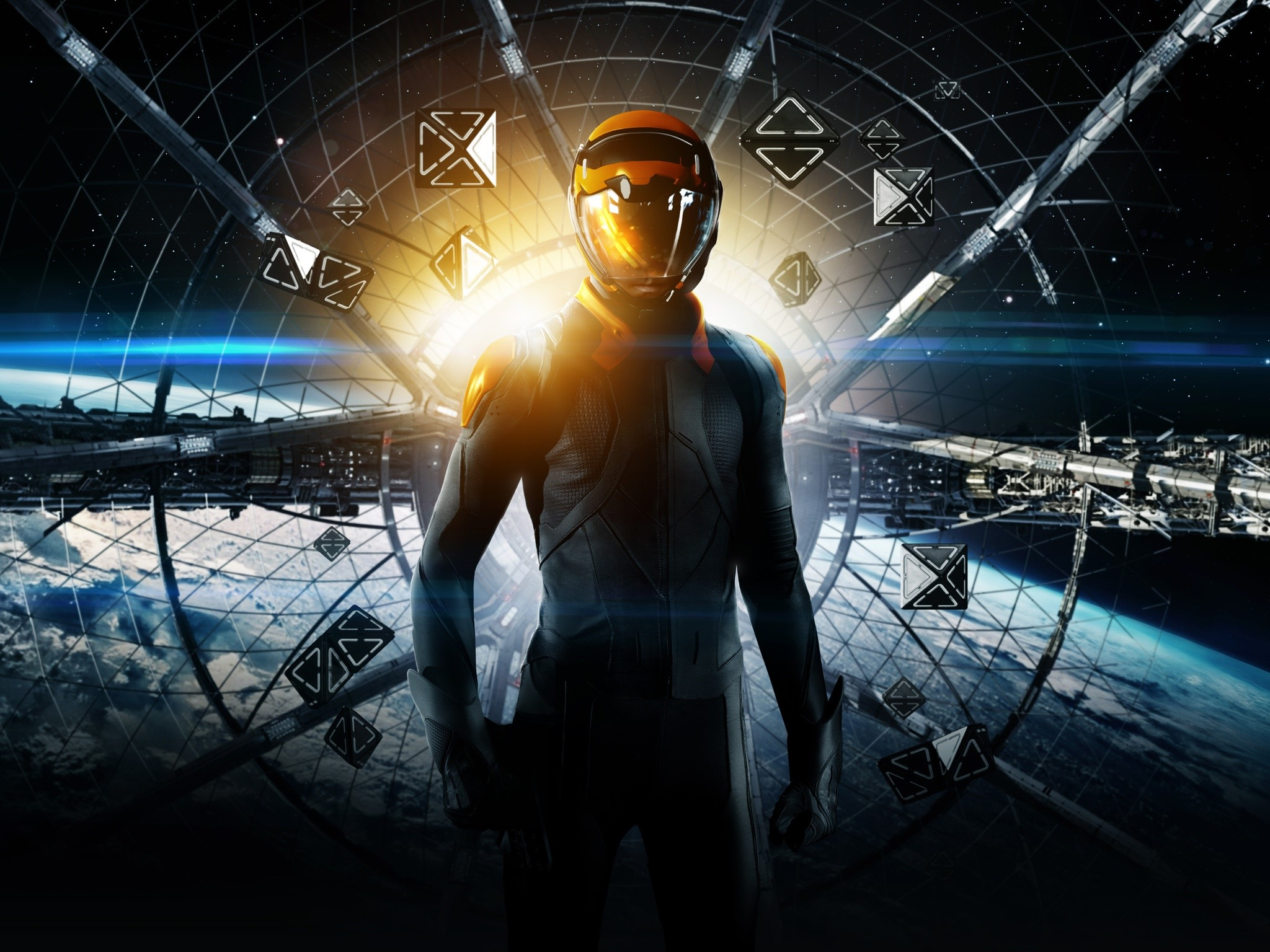 Fondos de pantalla Enders game