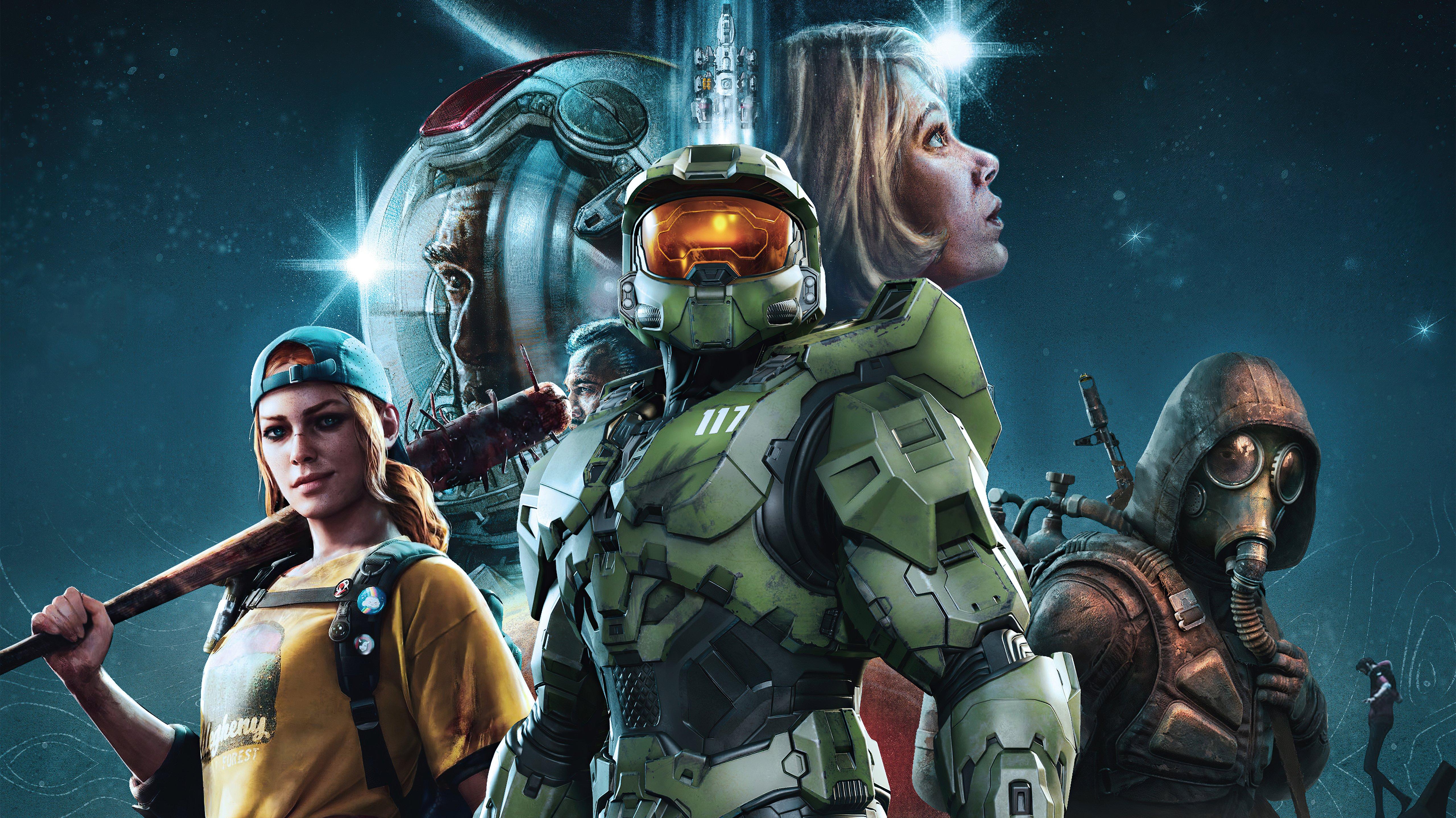 Wallpaper Xbox Era