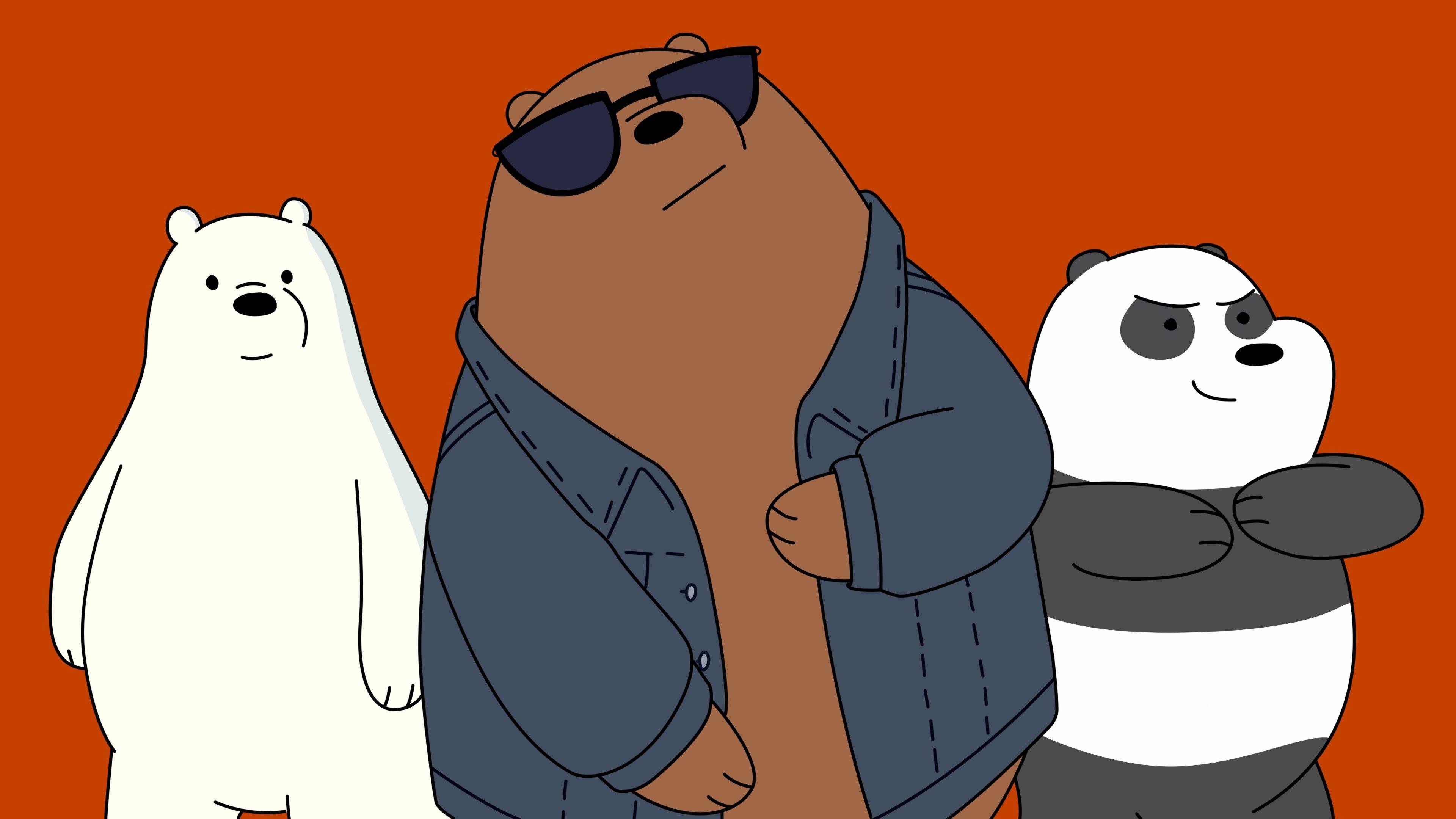 Fondos de pantalla Escandalosos, Somos osos