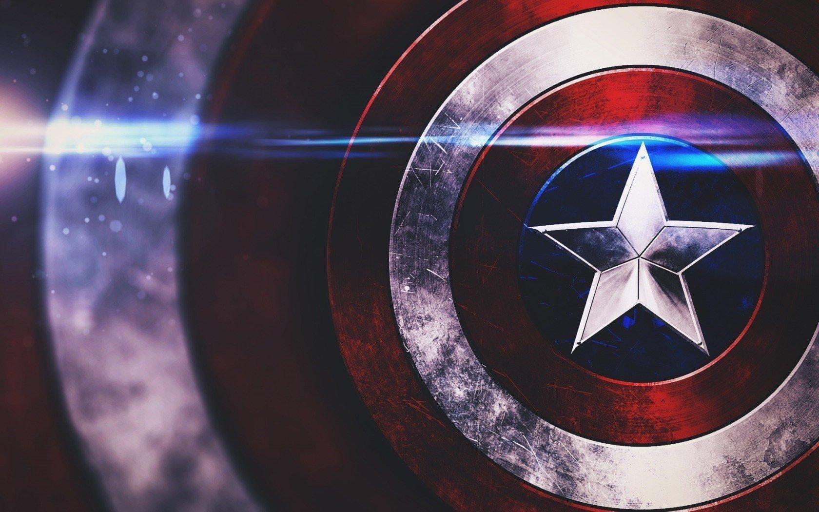 Fondos de pantalla Escudo Capitán América