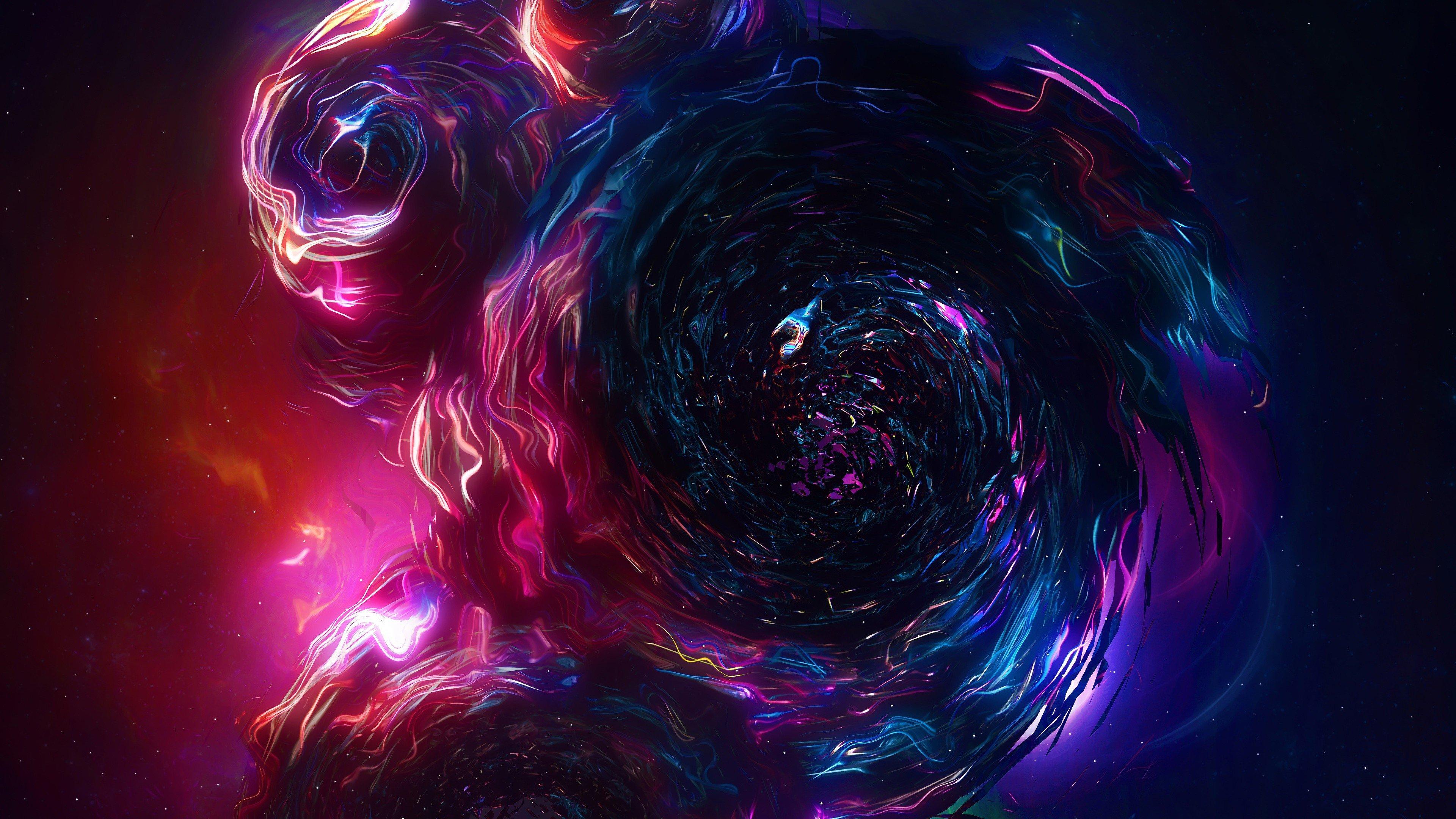 Fondos de pantalla Espacio abstracto