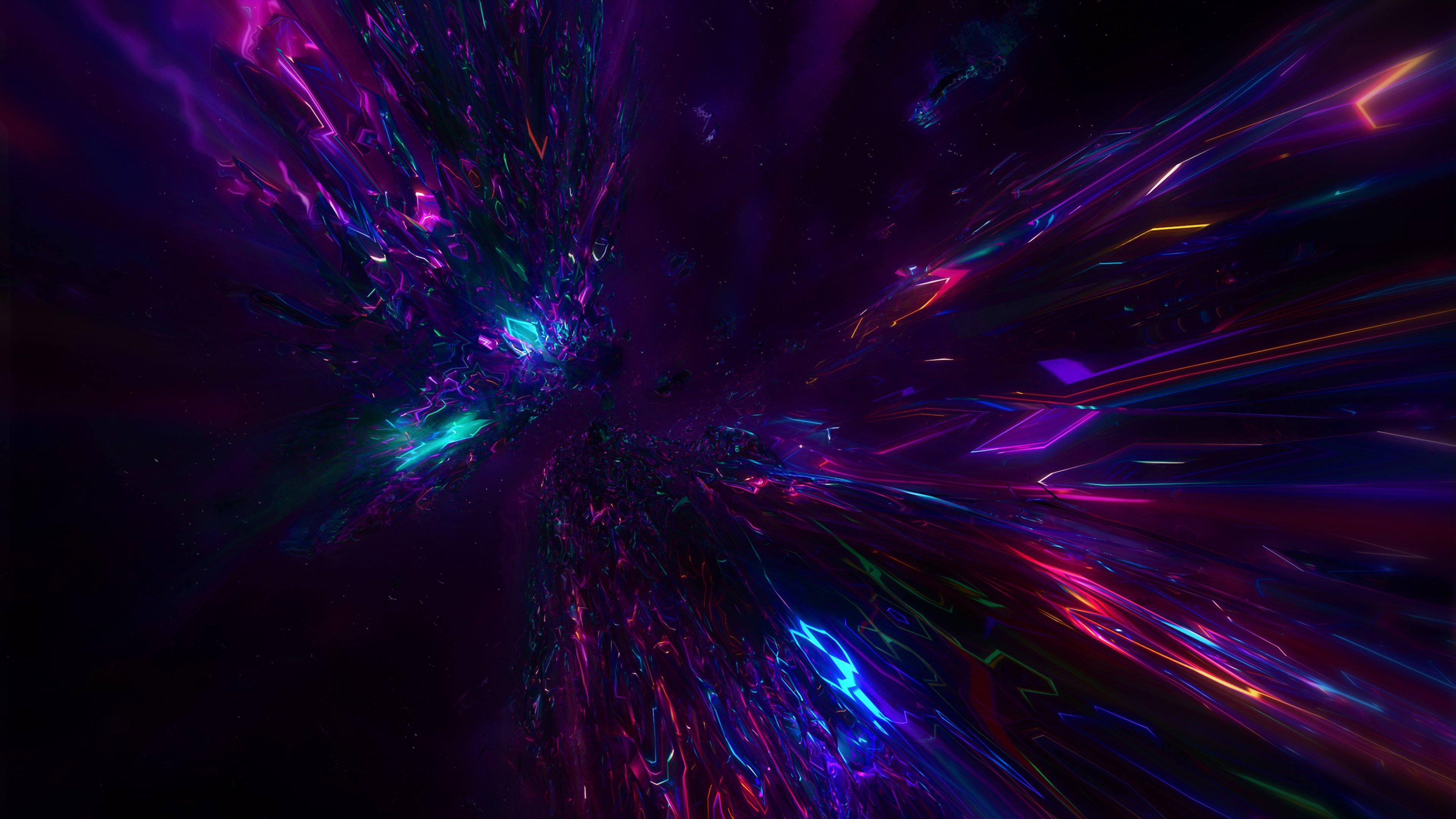 Fondos de pantalla Espacio Digital Abstracto