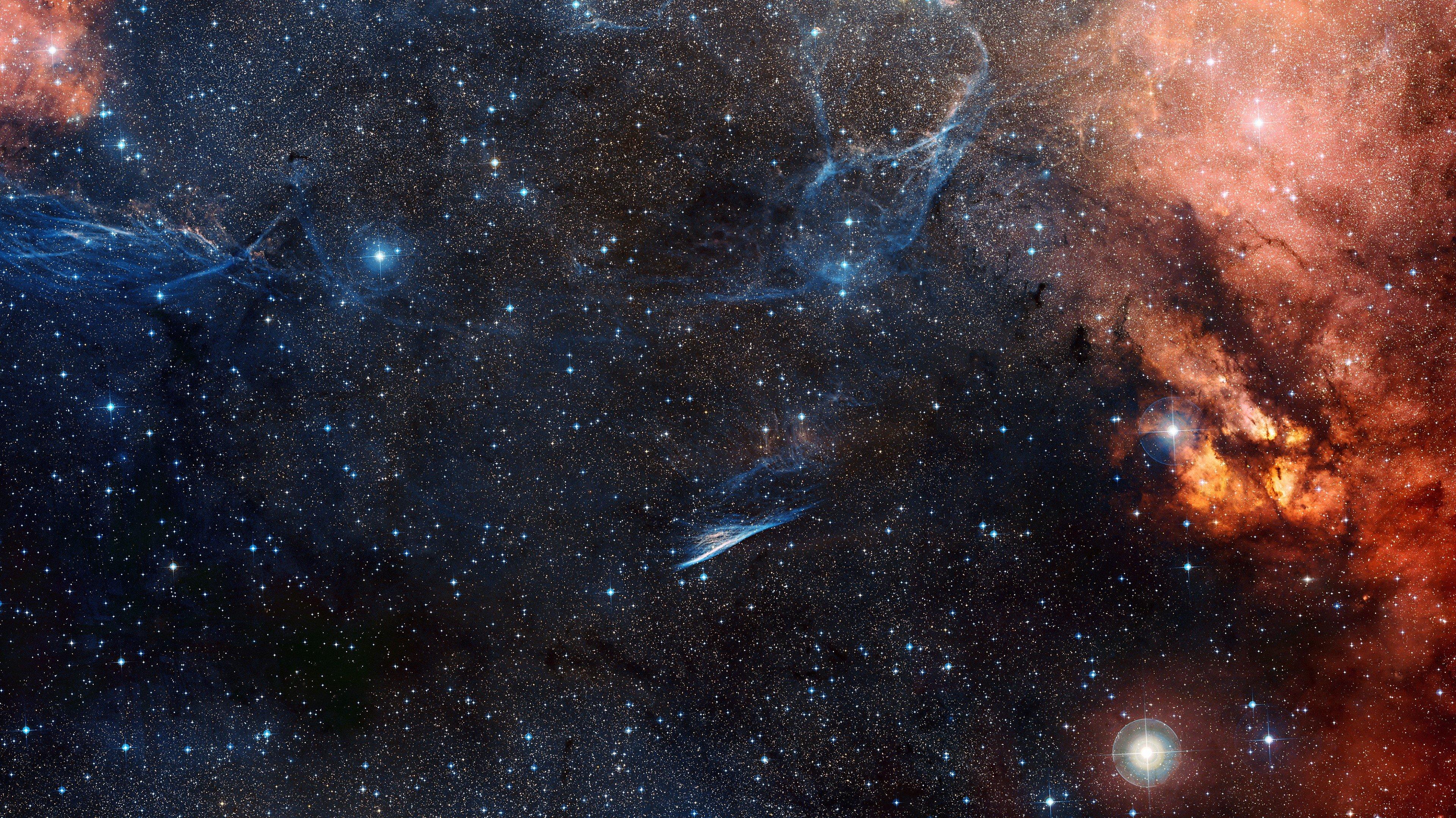Fondos de pantalla Estrellas en el espacio
