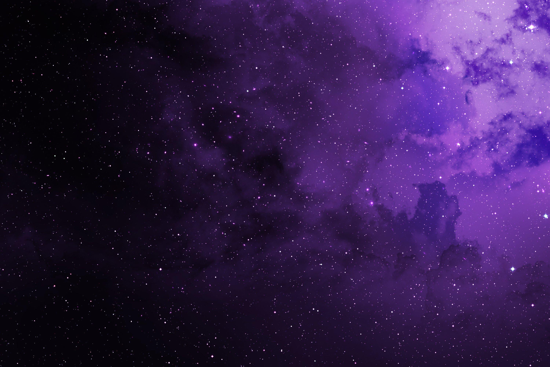 Stars In The Purple Universe Wallpaper Id4465