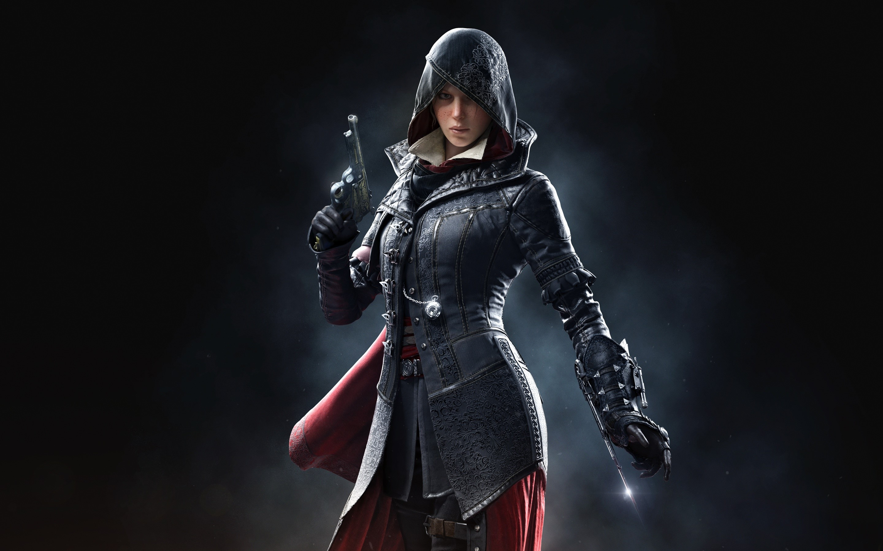 Wallpaper Evie Drye in Assasins Creed Syndicate