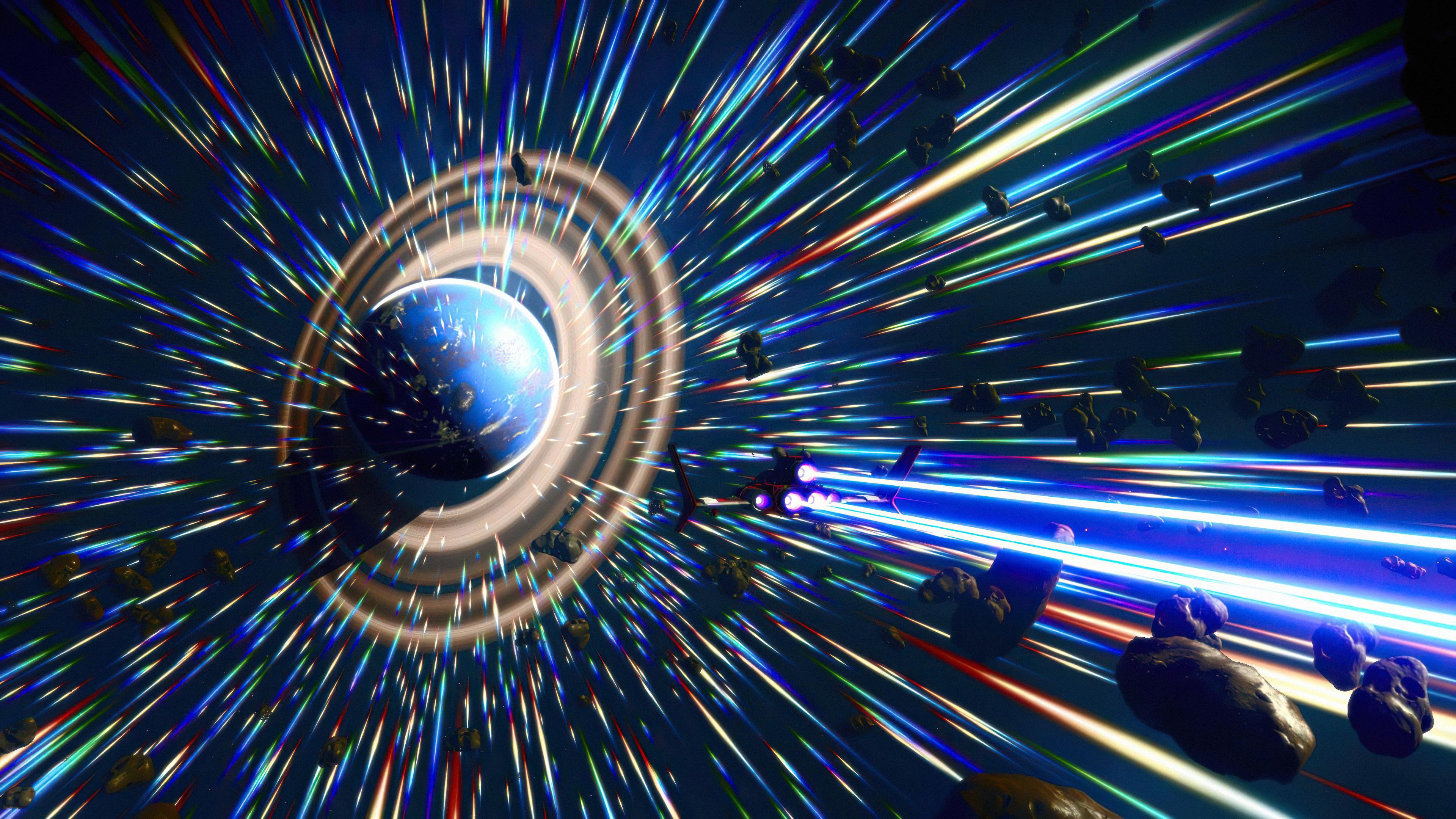 Fondos de pantalla Explorando planetas