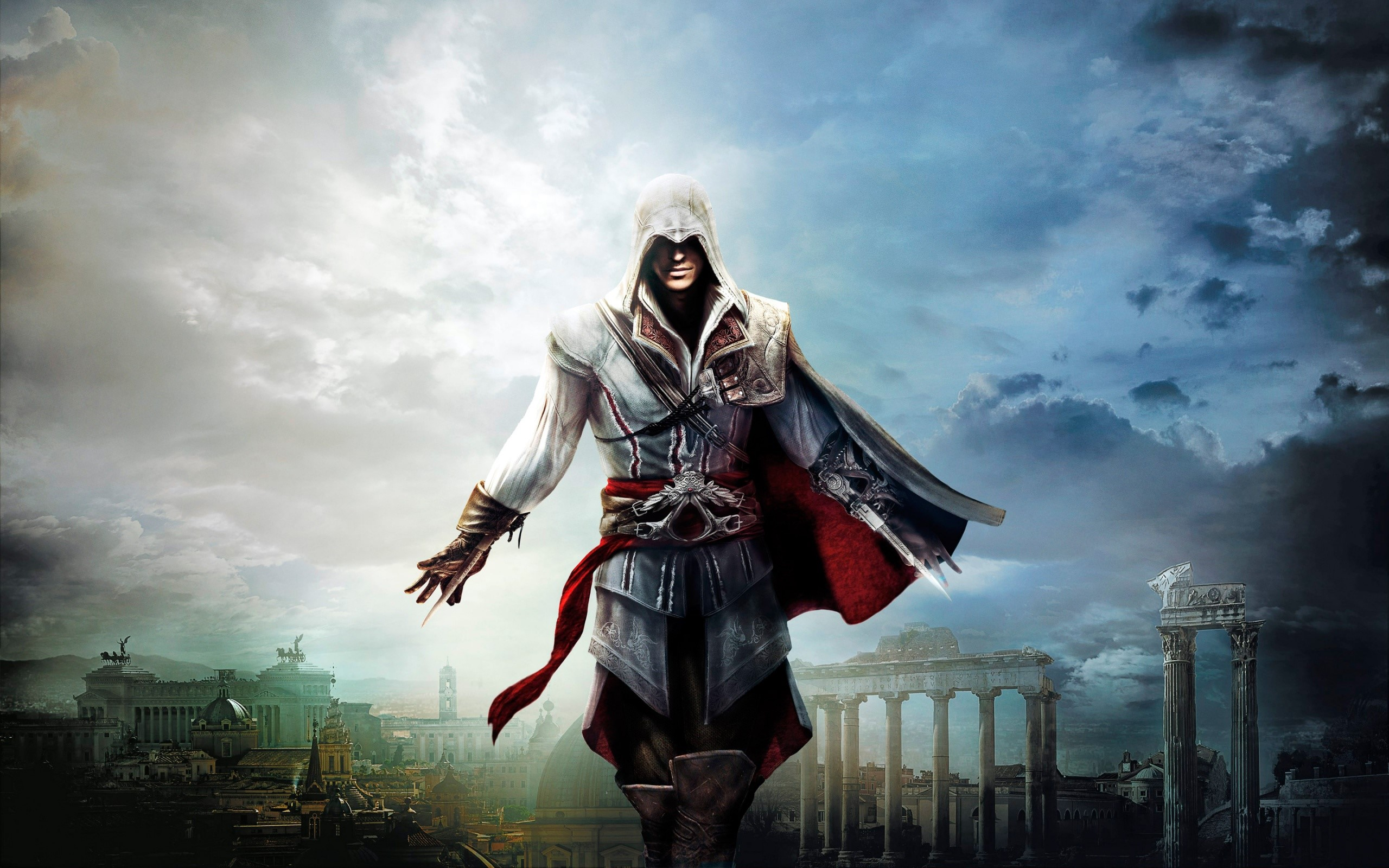 Wallpaper Ezio de Assassins Creed Images