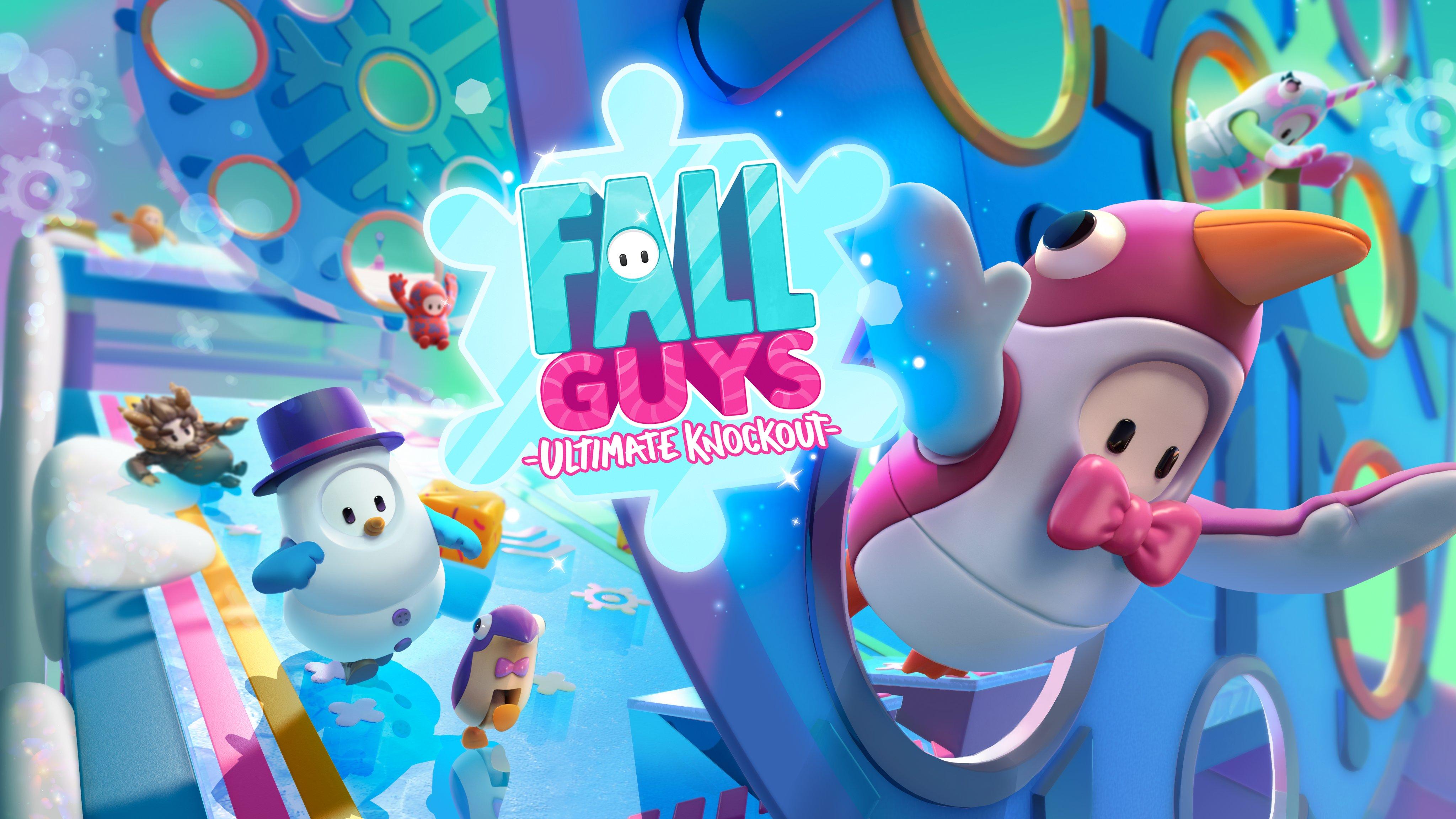 Fondos de pantalla Fall Guys Temporada 3 Ultimate Knockout 2020