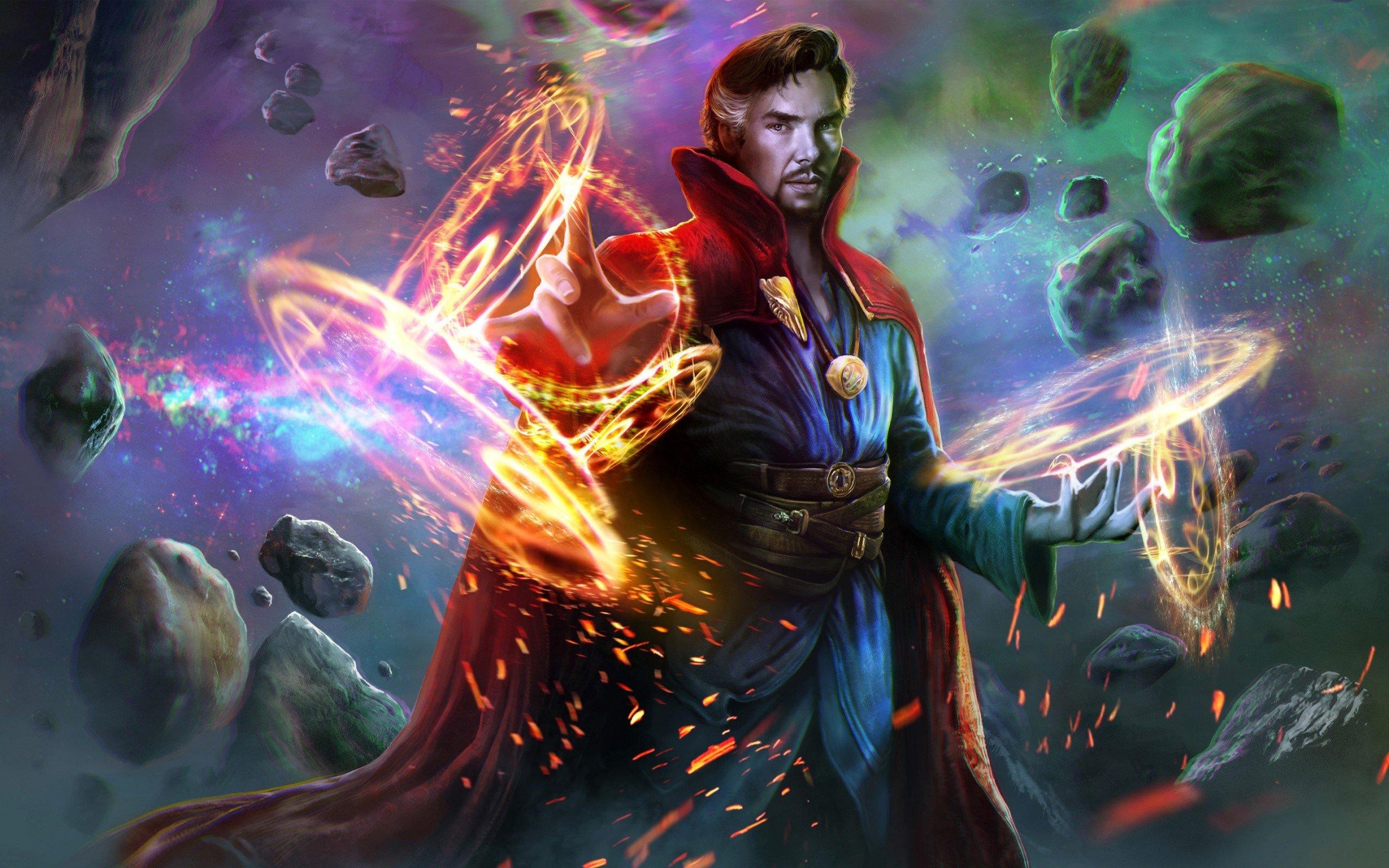 Fondos de pantalla Fan art de Doctor Strange