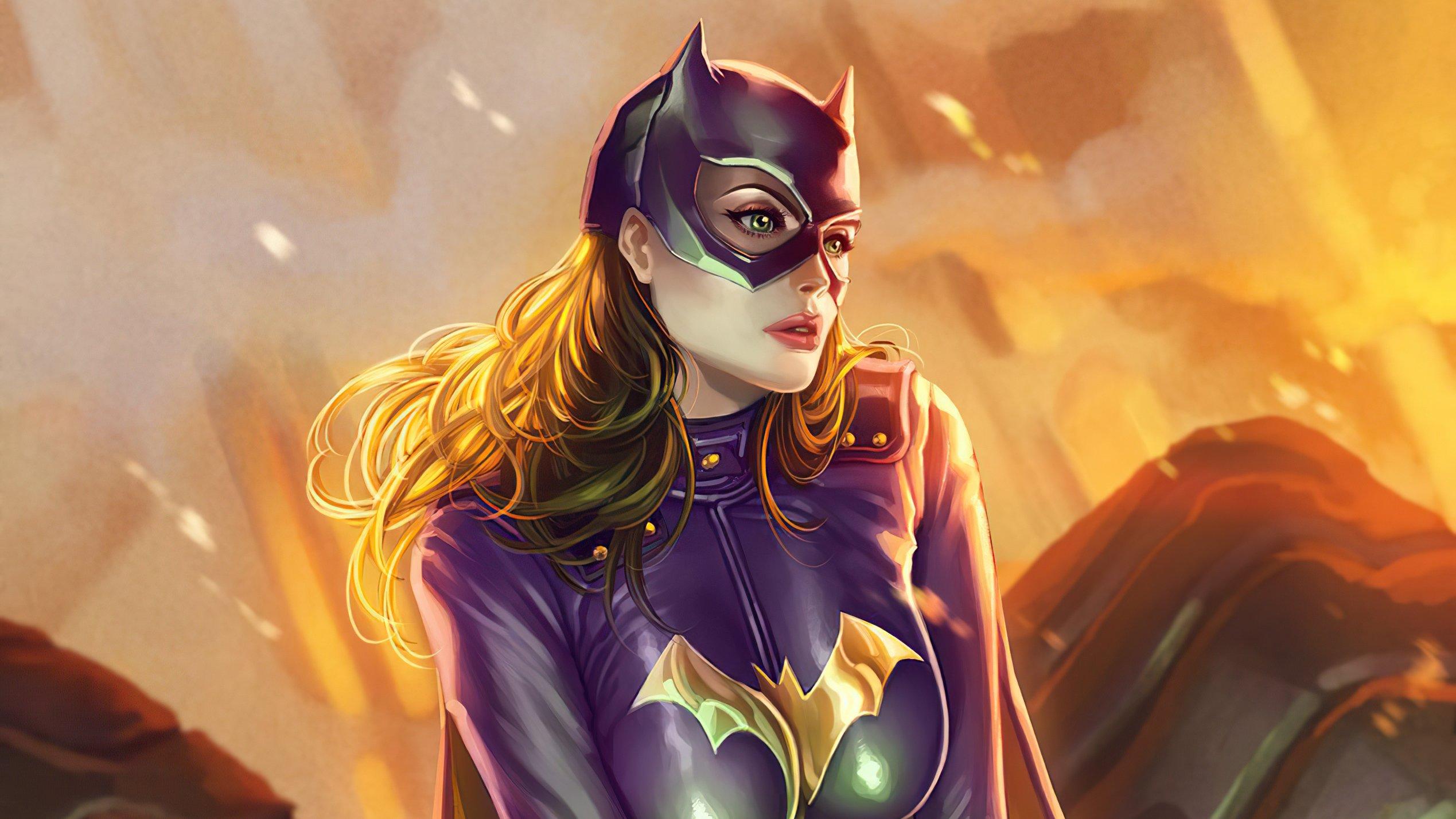 Fondos de pantalla Fanart de Batgirl