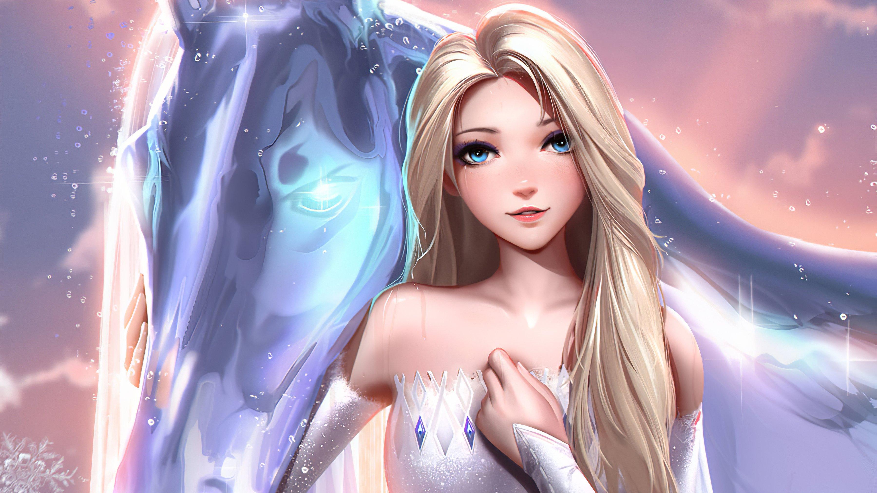 Fondos de pantalla Fanart de Elsa