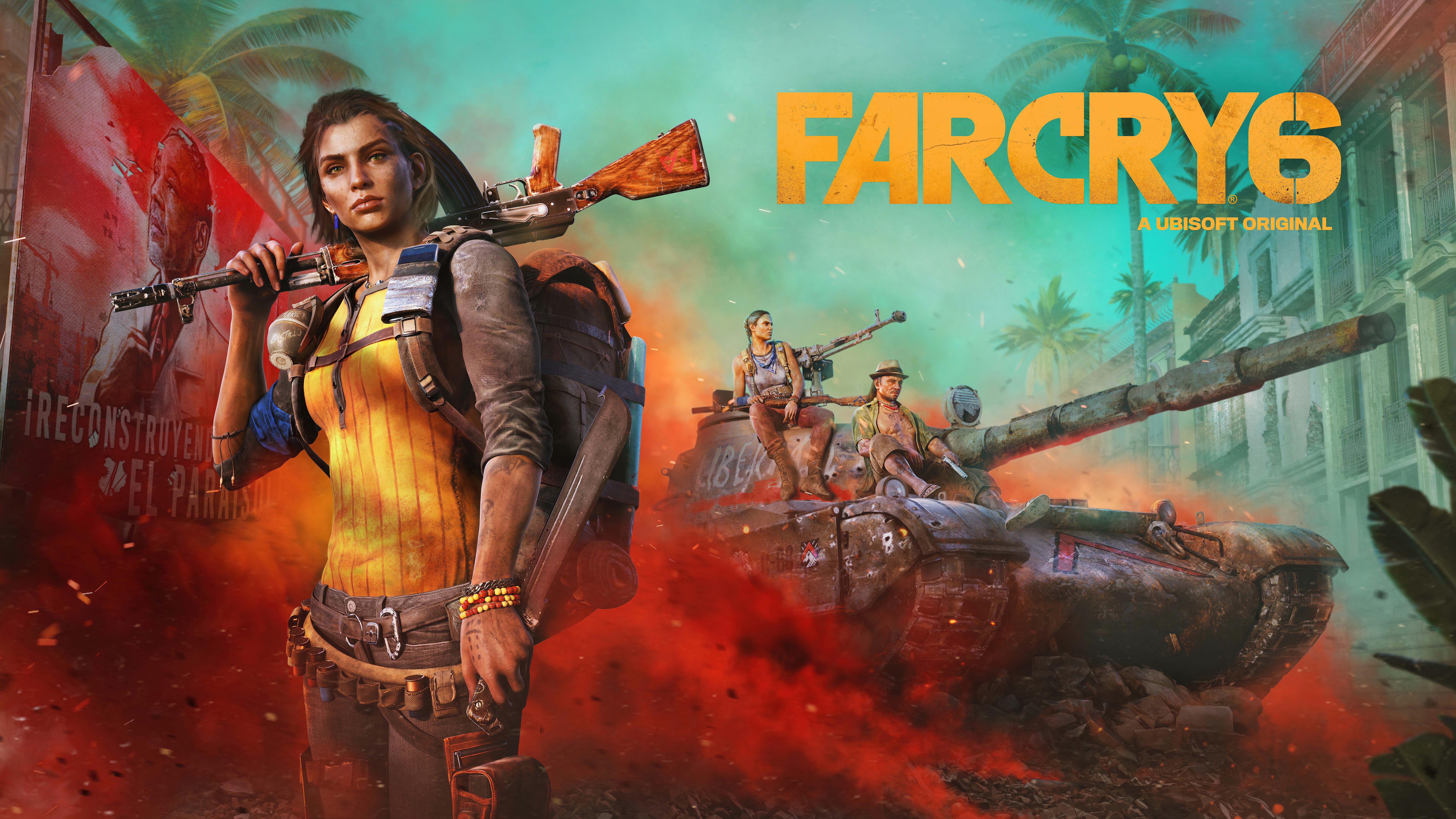Fondos de pantalla Far Cry 6