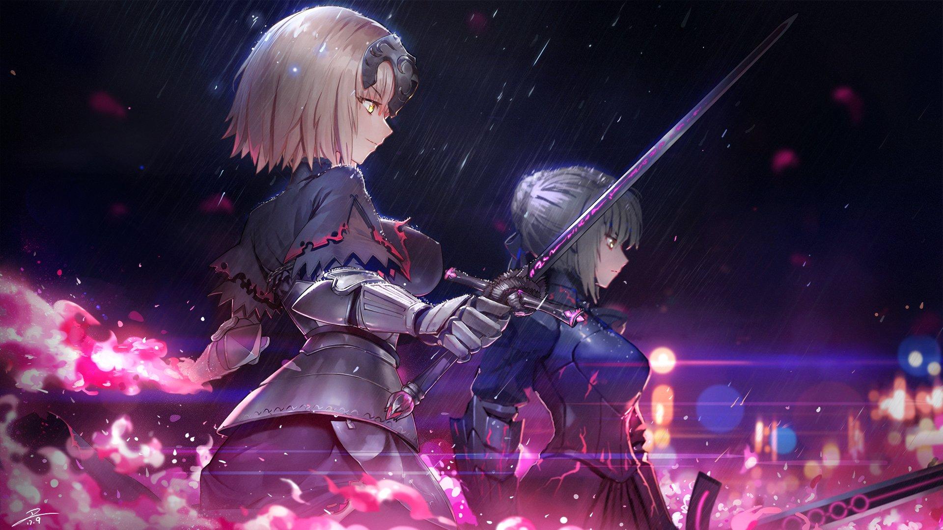Anime Wallpaper Fate Grand Order