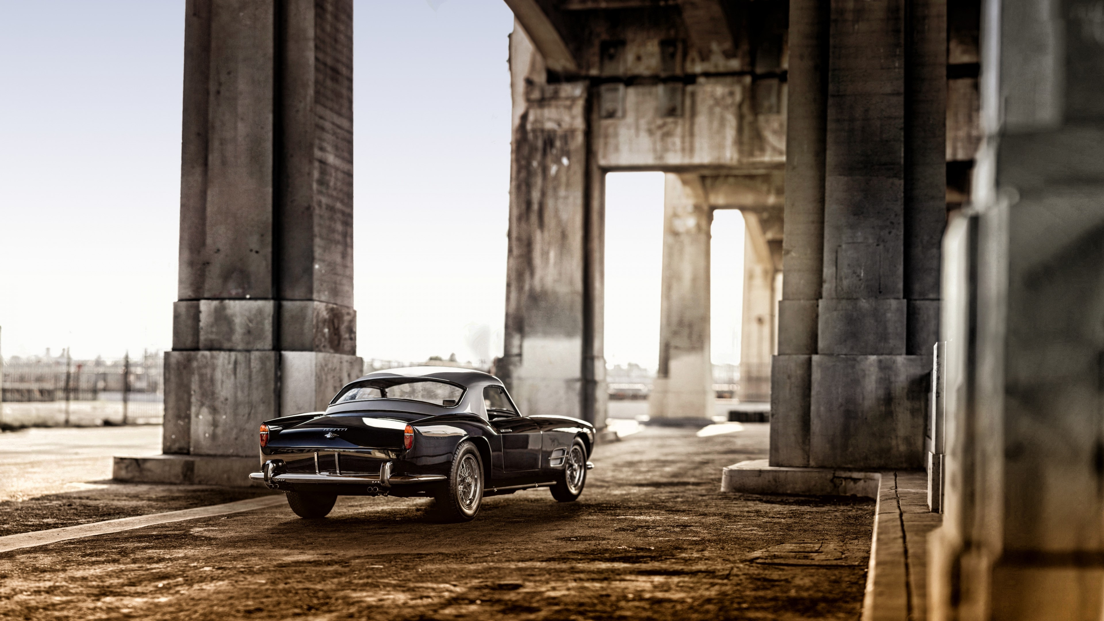 Wallpaper Ferrari 250 GT 1959