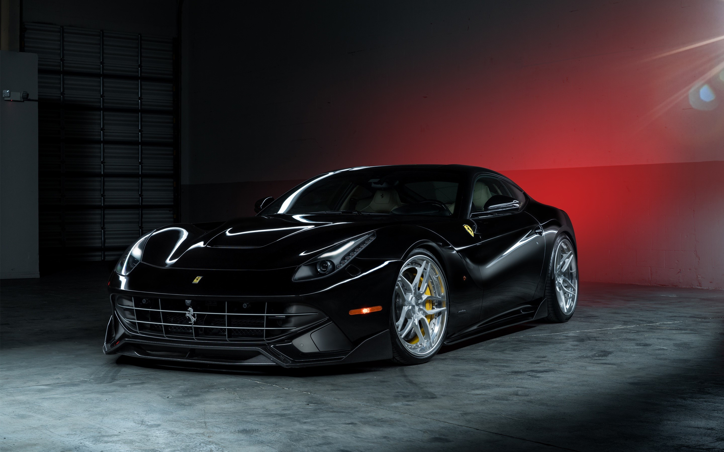 Wallpaper Ferrari F12 berlinetta