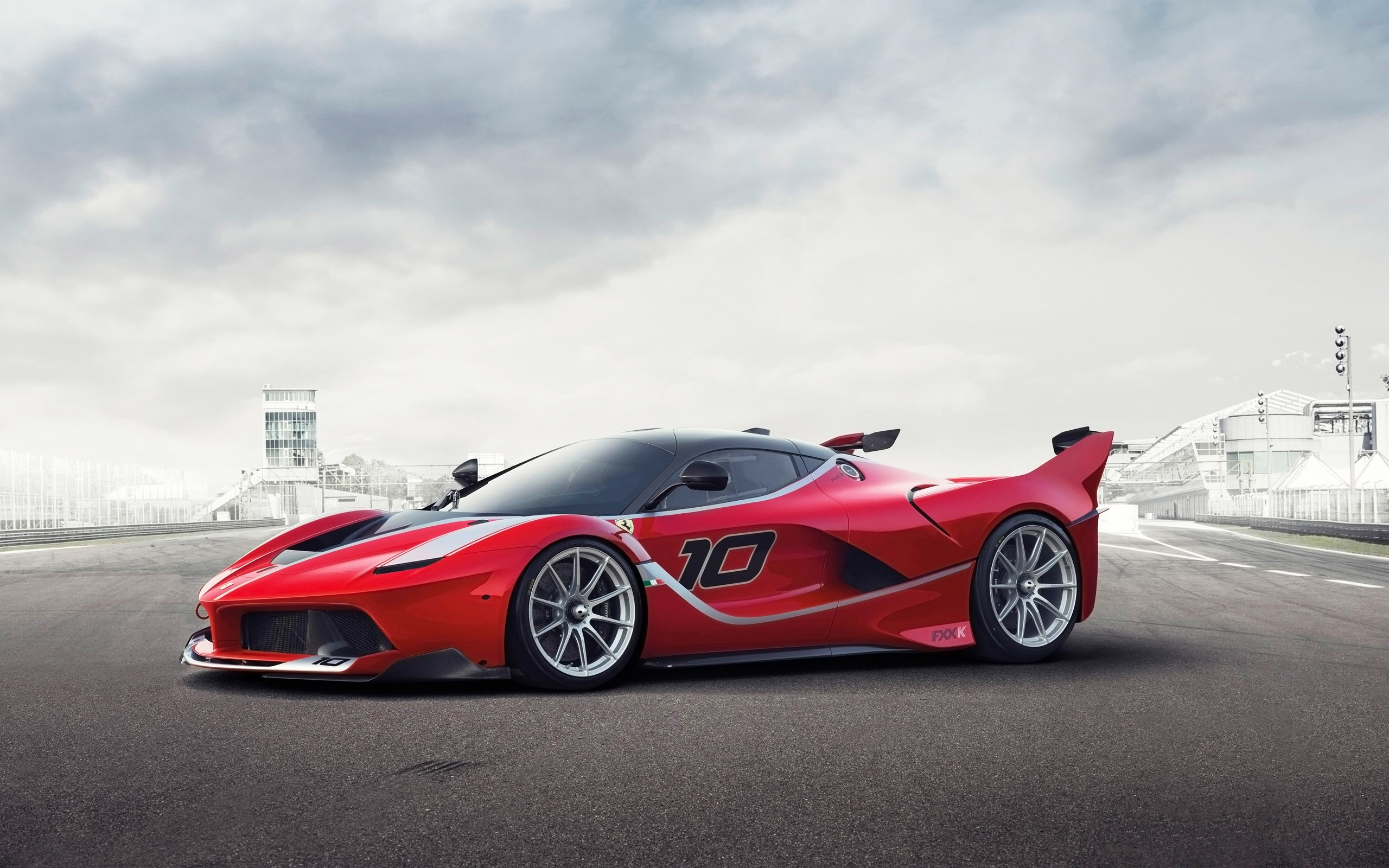 Wallpaper Ferrari FXX K