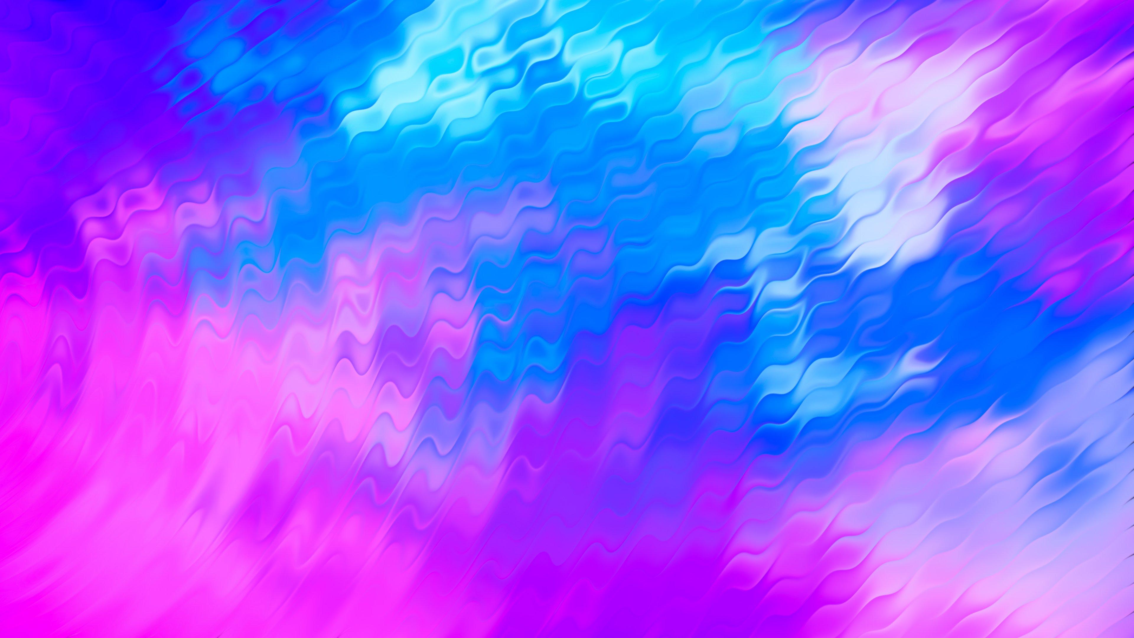 Fondos de pantalla Figuras abstractas rosas y azules