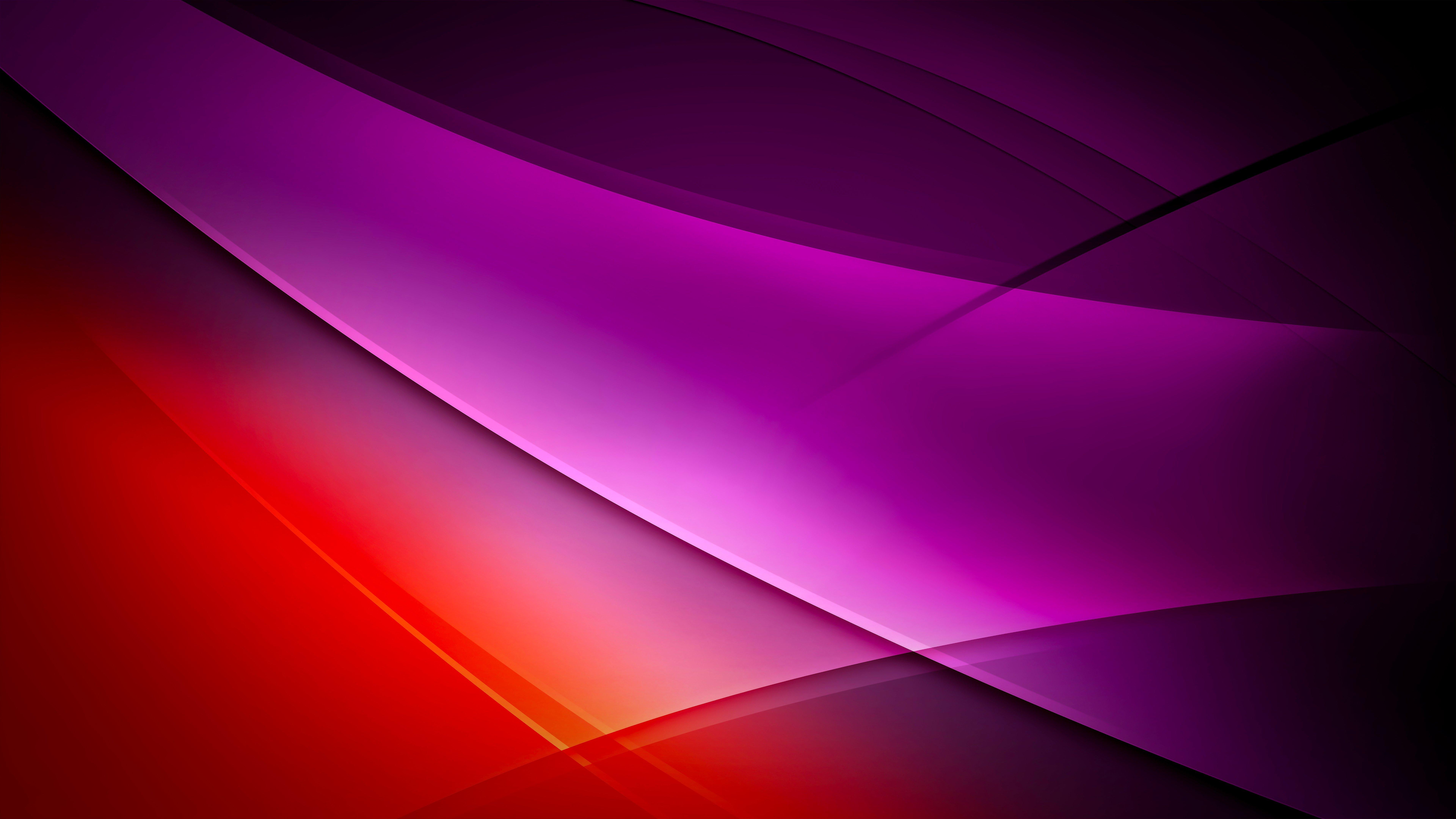 Fondos de pantalla Figuras y lineas en rojo y morado