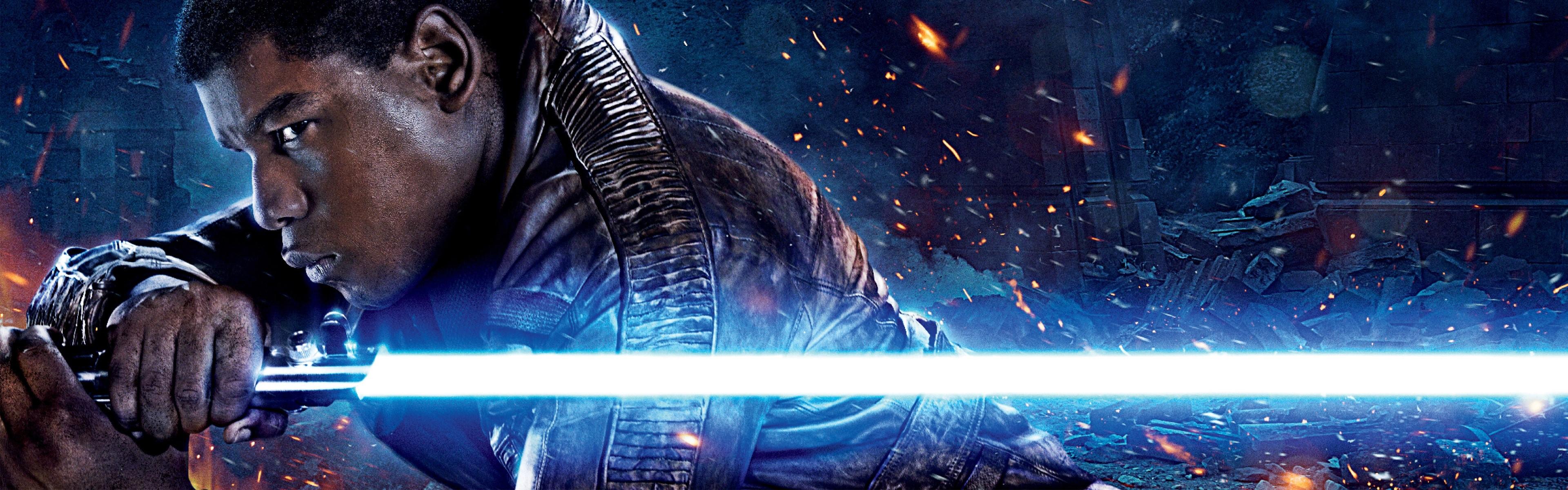 Fondos de pantalla Finn con su espada laser