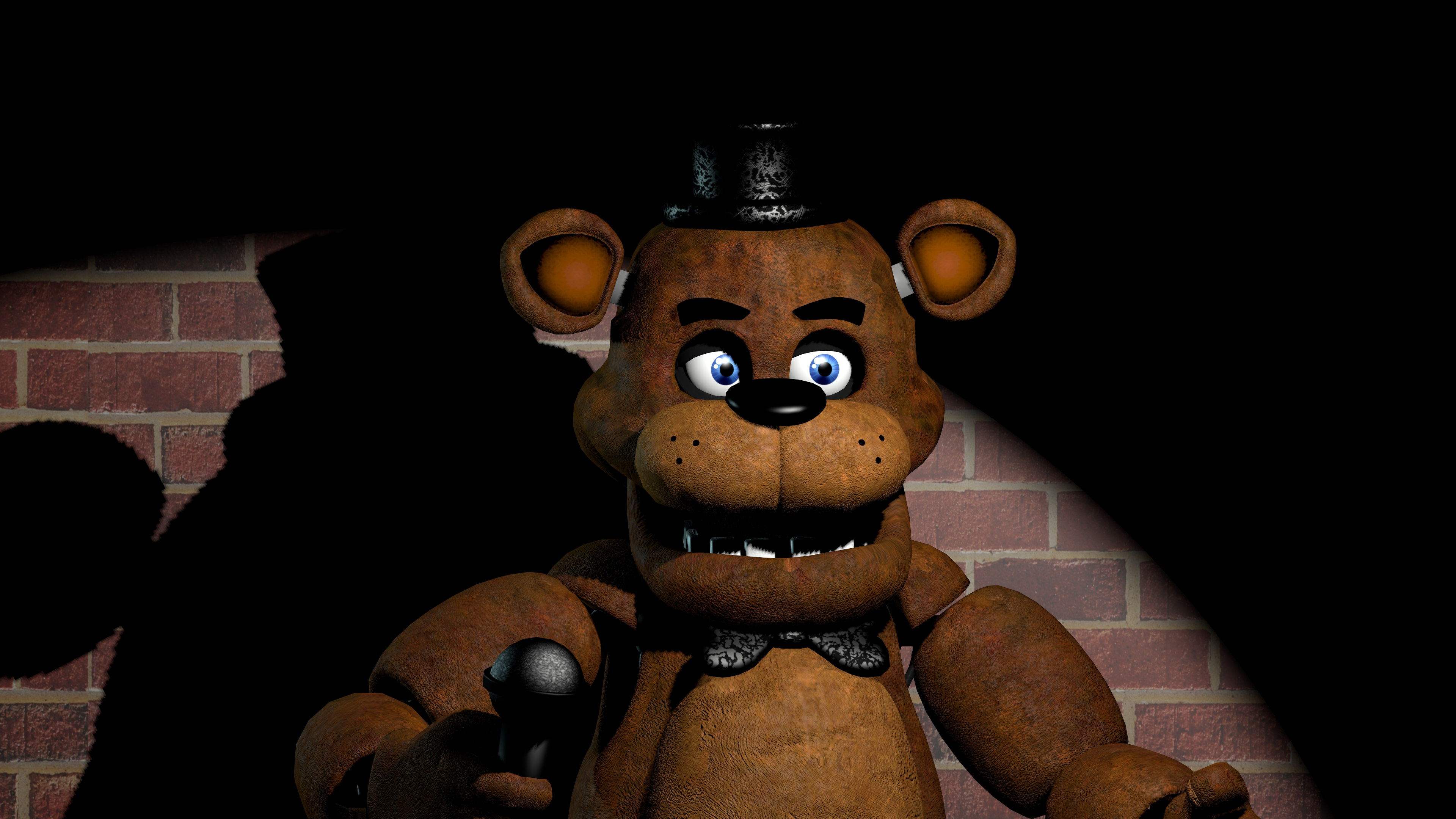 Five Nights At Freddy S Wallpaper 4k Ultra Hd Id 4072
