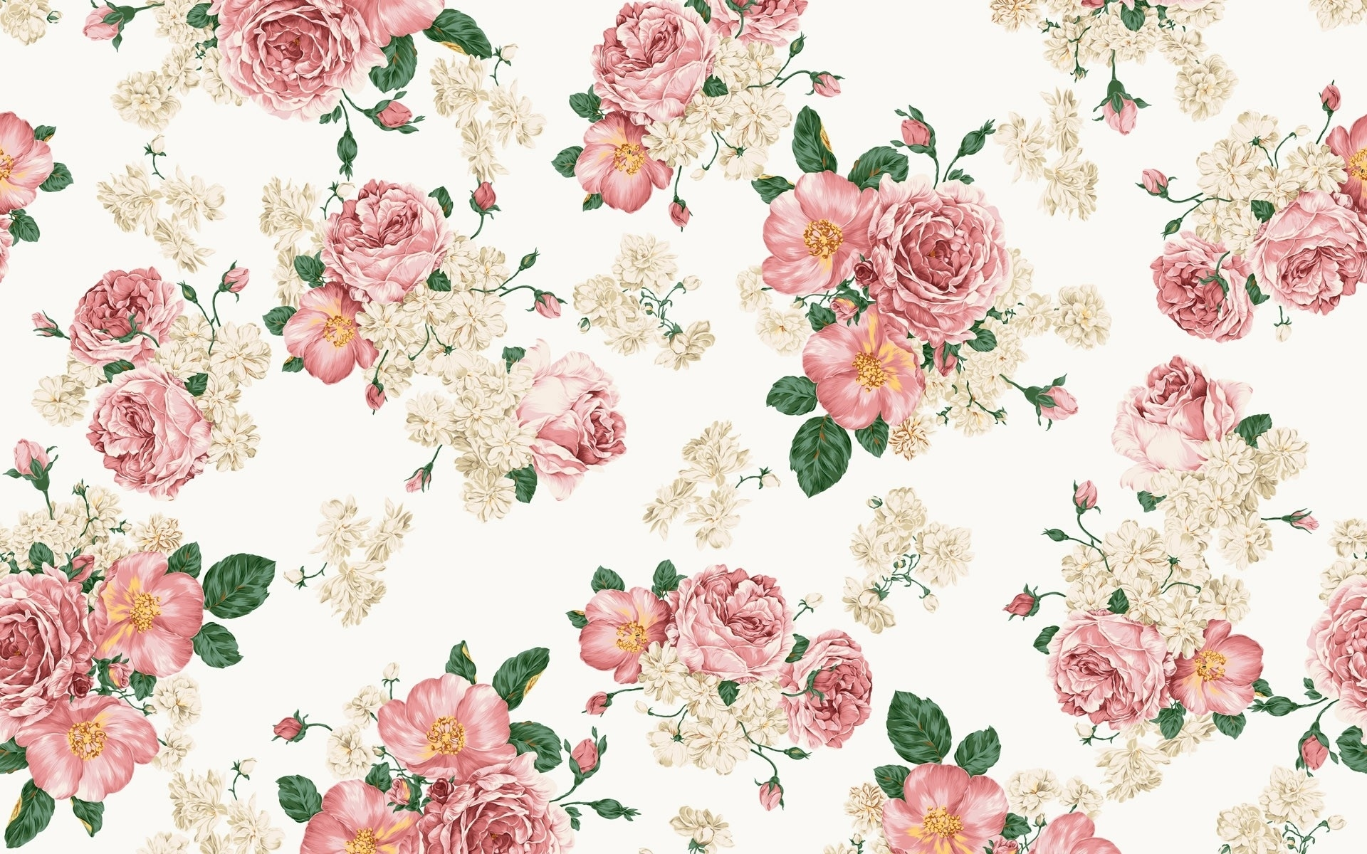 Wallpaper Flowers and roses