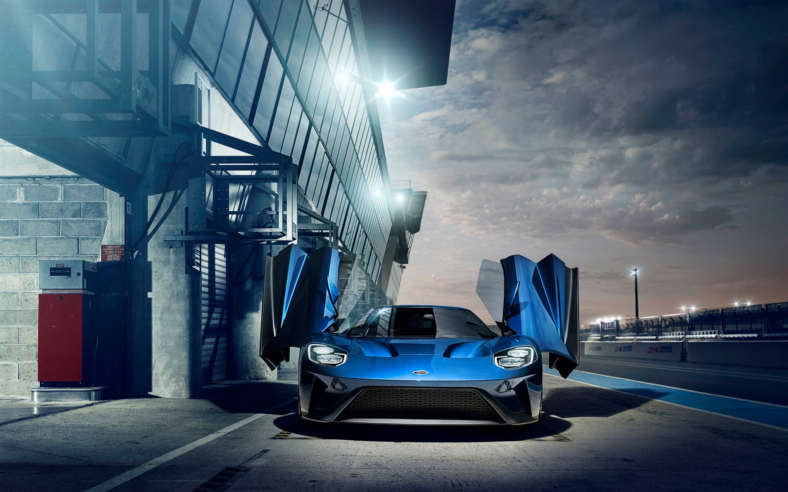 Wallpaper Ford GT