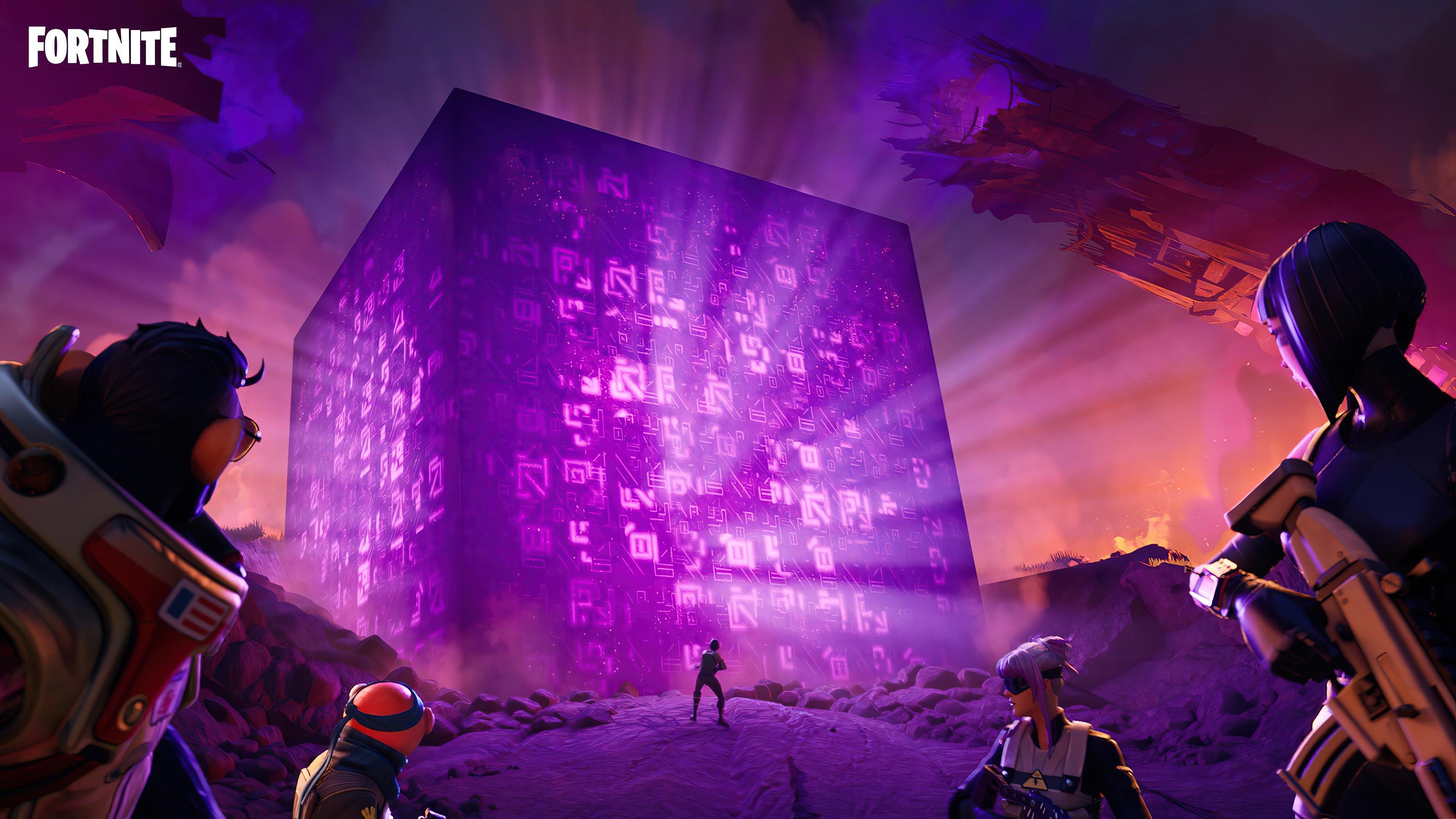 Fondos de pantalla Fortnite Capitulo 2 Temporada