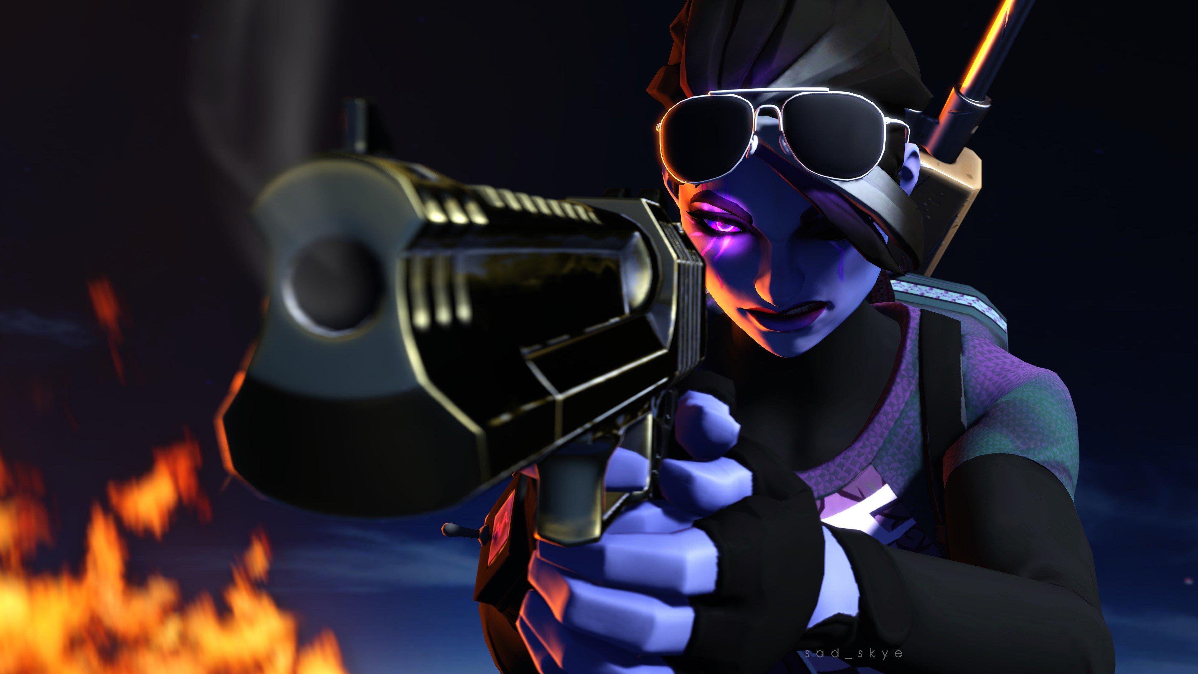 Fondos de pantalla Fortnite Dark Bomber