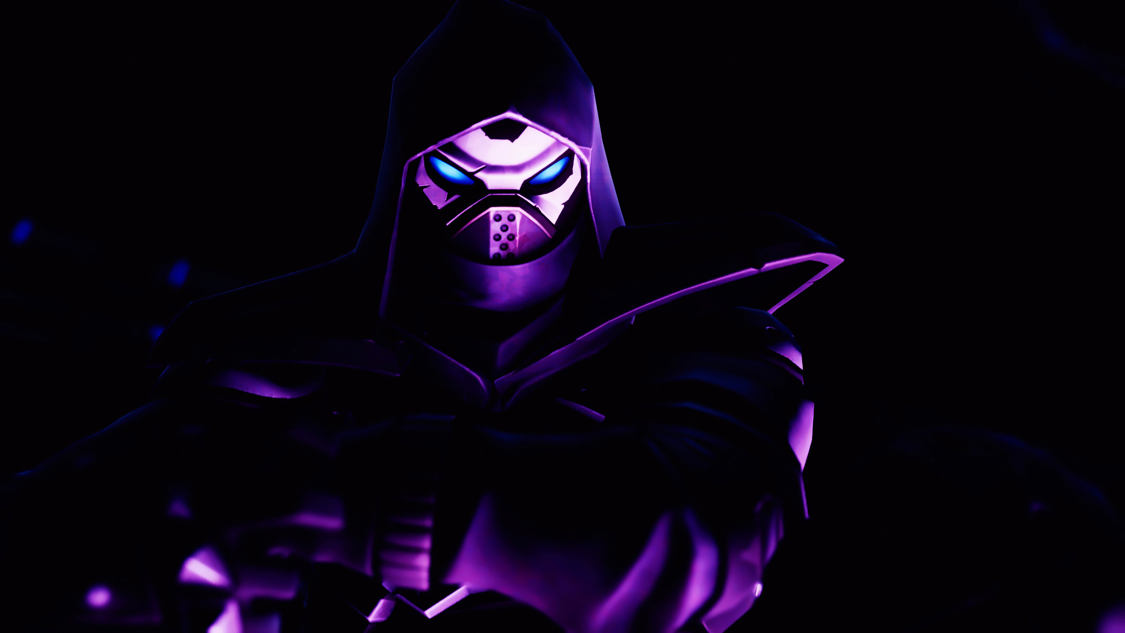Wallpaper Fortnite Enforcer